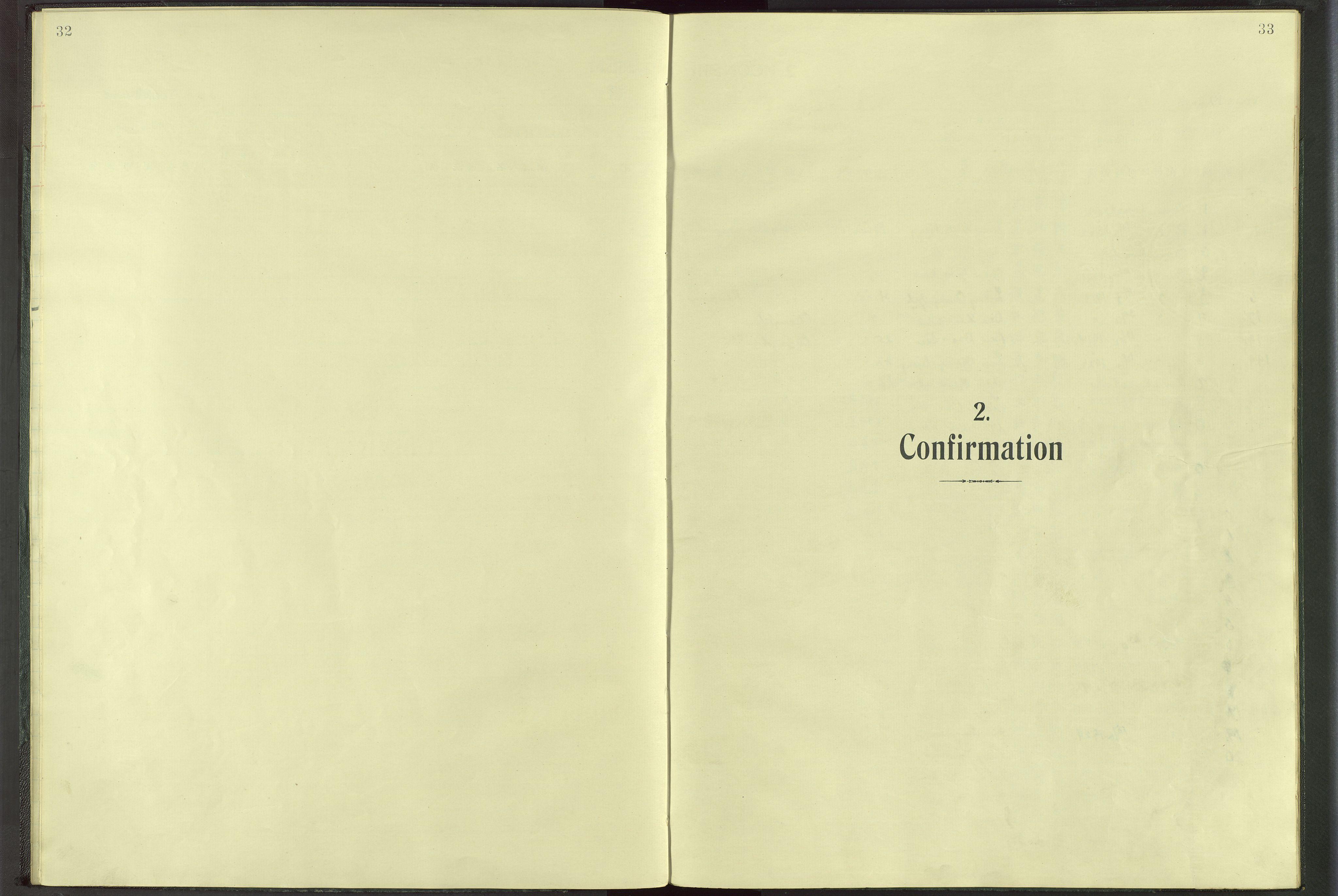 VID, Det Norske Misjonsselskap - utland - Kina (Hunan), Dm/L0017: Ministerialbok nr. -, 1913-1948, s. 32-33