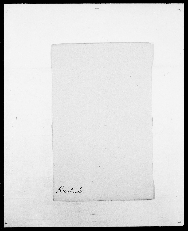 SAO, Delgobe, Charles Antoine - samling, D/Da/L0032: Rabakovsky - Rivertz, s. 131