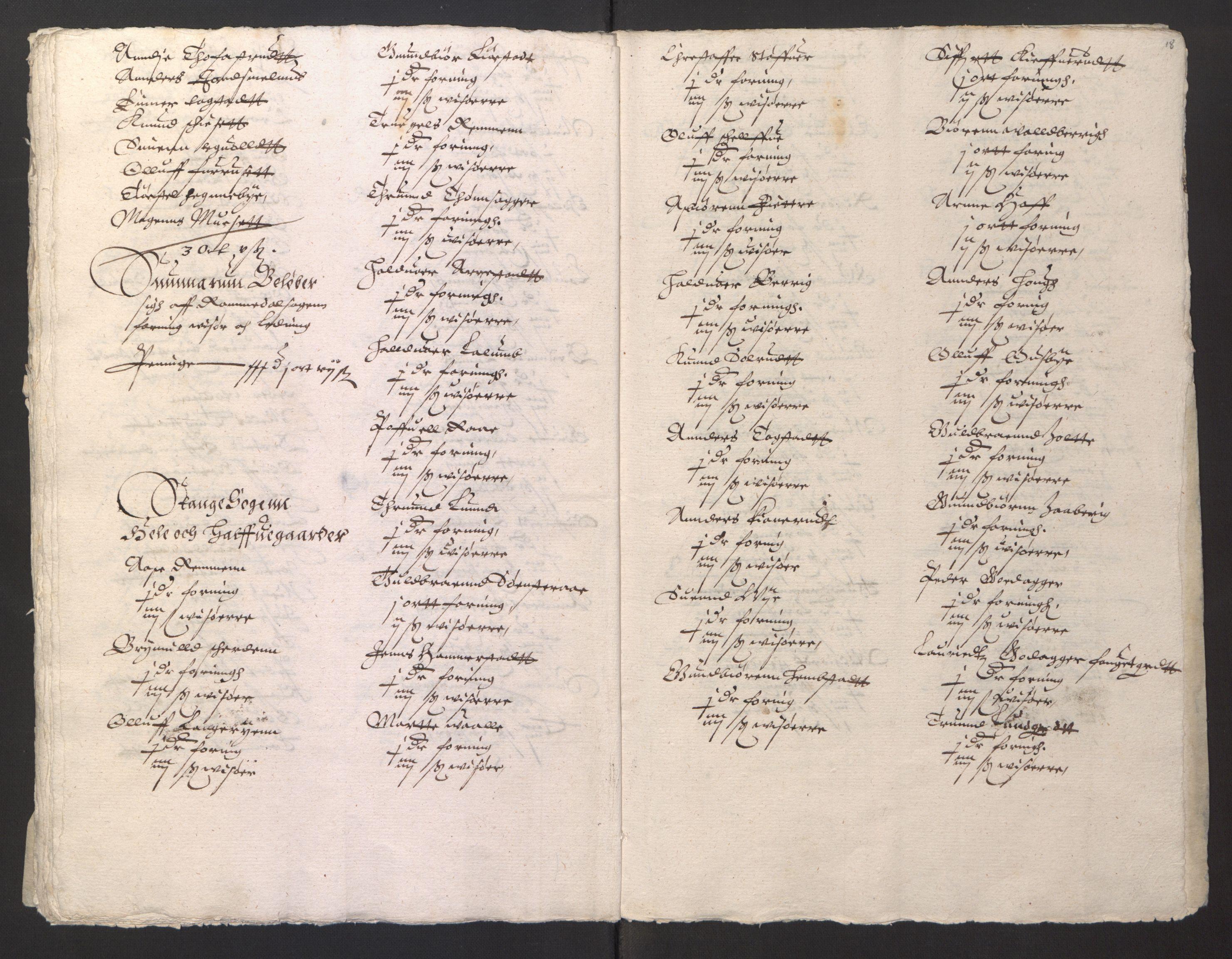 RA, Stattholderembetet 1572-1771, Ek/L0001: Jordebøker før 1624 og til utligning av garnisonsskatt 1624-1626:, 1624-1625, s. 58