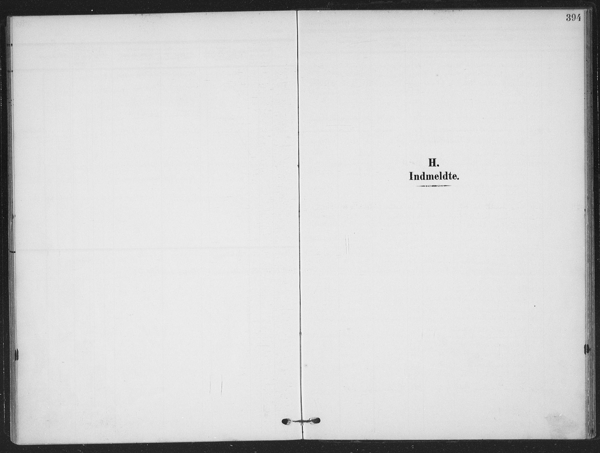 SAKO, Skien kirkebøker, F/Fa/L0012: Ministerialbok nr. 12, 1908-1914, s. 394