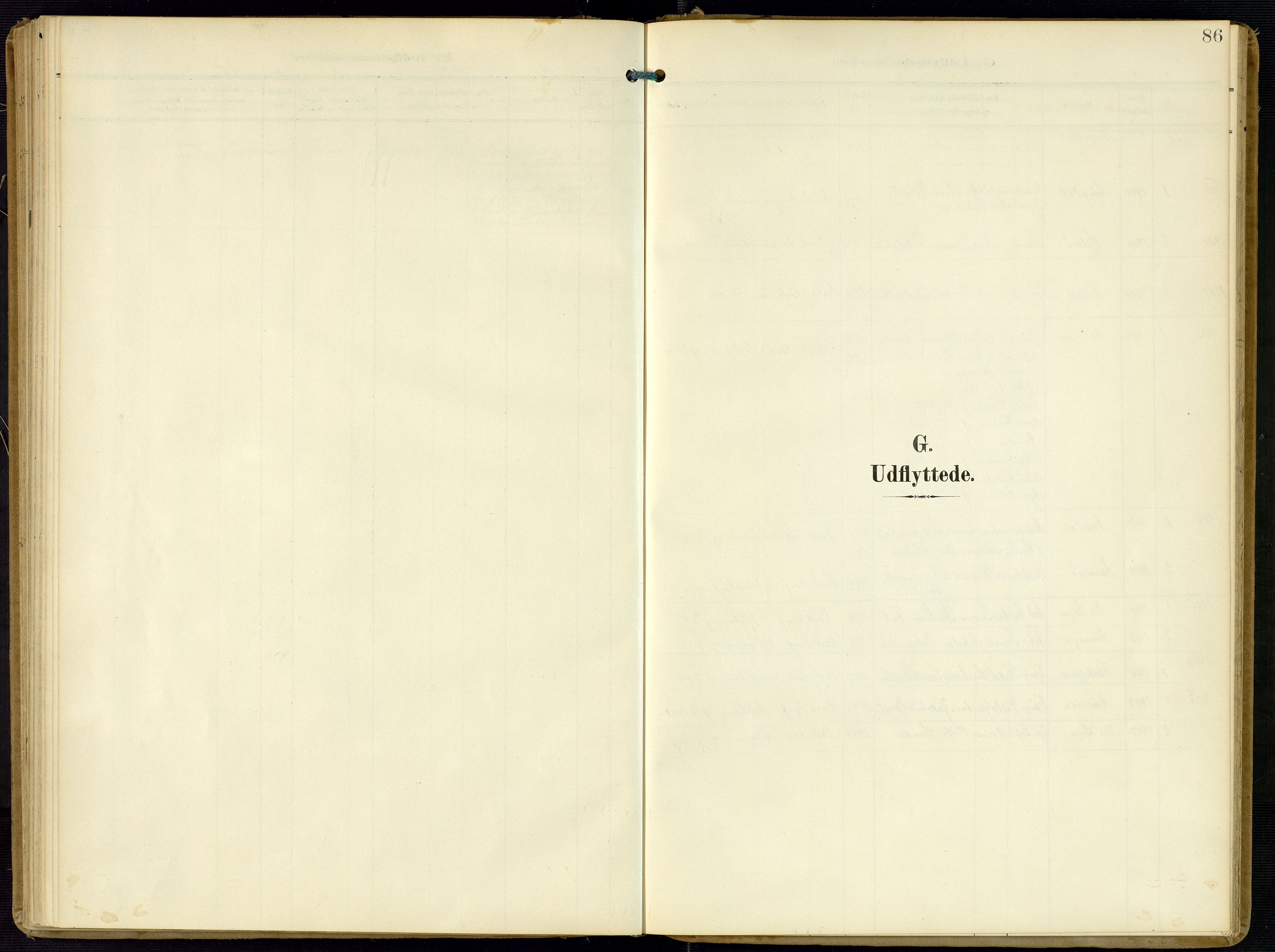 SAK, Kvinesdal sokneprestkontor, F/Fa/Faa/L0005: Ministerialbok nr. A 5, 1898-1915, s. 86