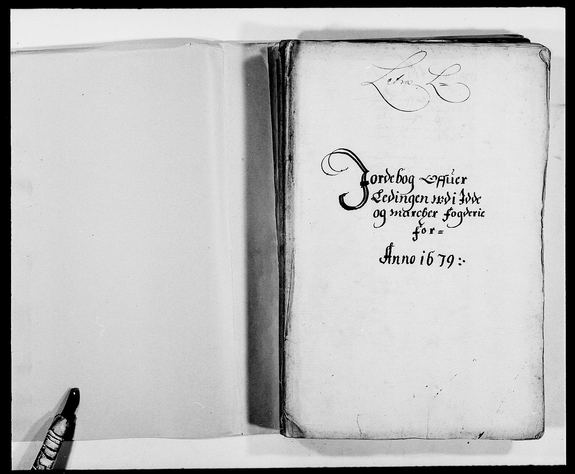 RA, Rentekammeret inntil 1814, Reviderte regnskaper, Fogderegnskap, R01/L0001: Fogderegnskap Idd og Marker, 1678-1679, s. 266