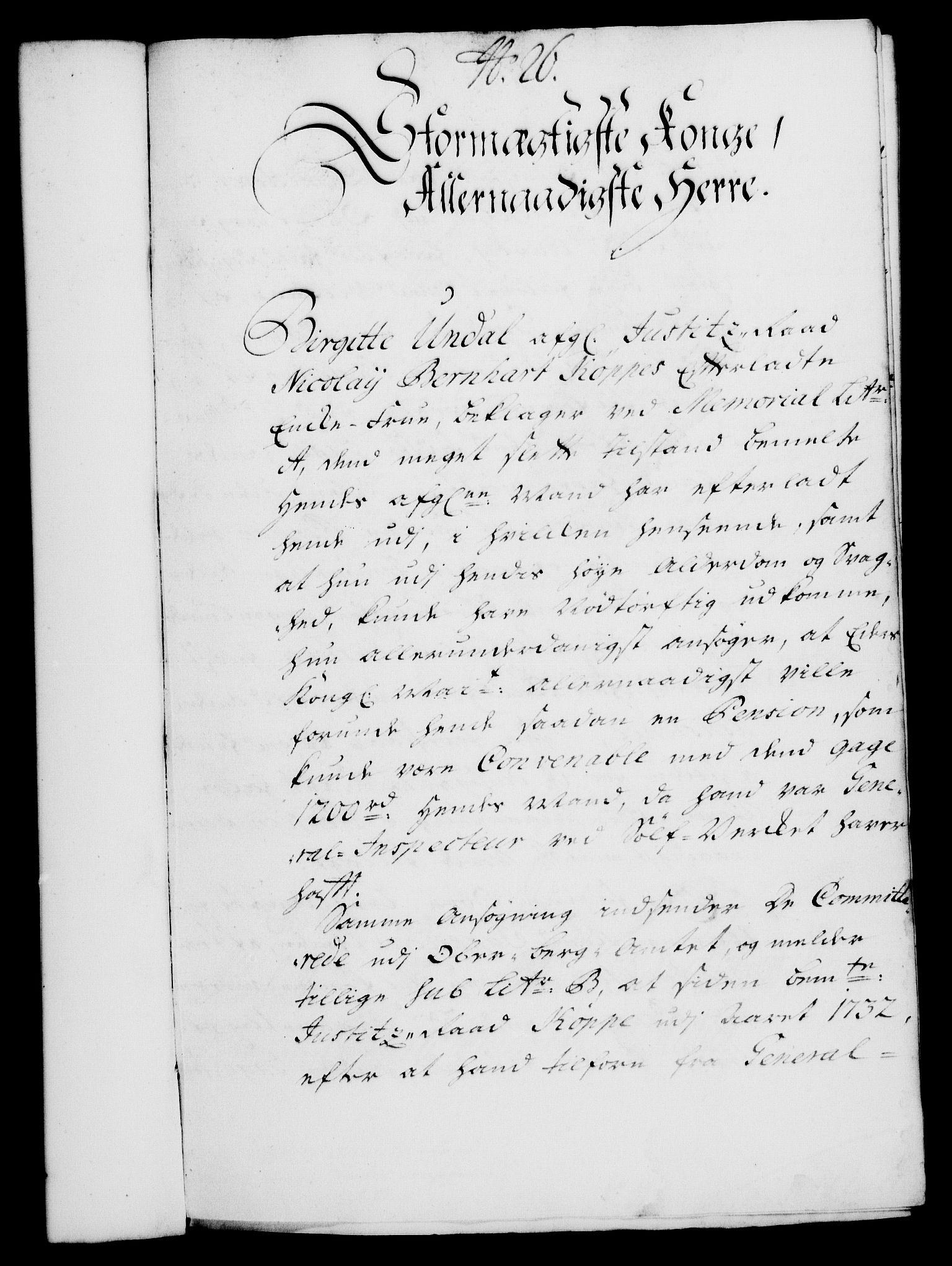 RA, Rentekammeret, Kammerkanselliet, G/Gf/Gfa/L0024: Norsk relasjons- og resolusjonsprotokoll (merket RK 52.24), 1741, s. 163