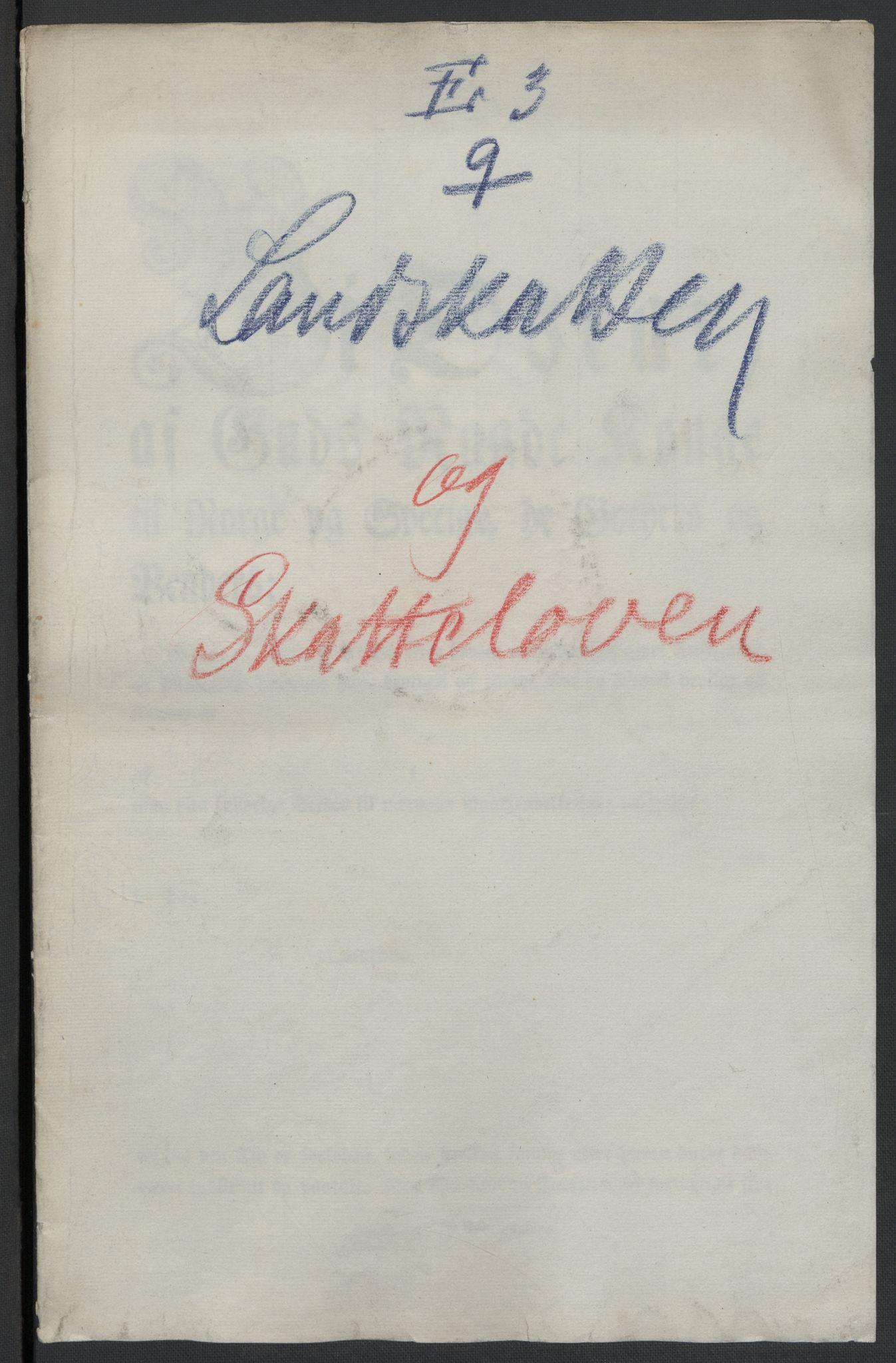 RA, Christie, Wilhelm Frimann Koren, F/L0005, 1815-1816, s. 539