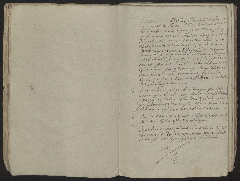 RA, Rentekammeret inntil 1814, Reviderte regnskaper, Fogderegnskap, R68/L4845: Ekstraskatten Senja og Troms, 1762-1765, s. 264