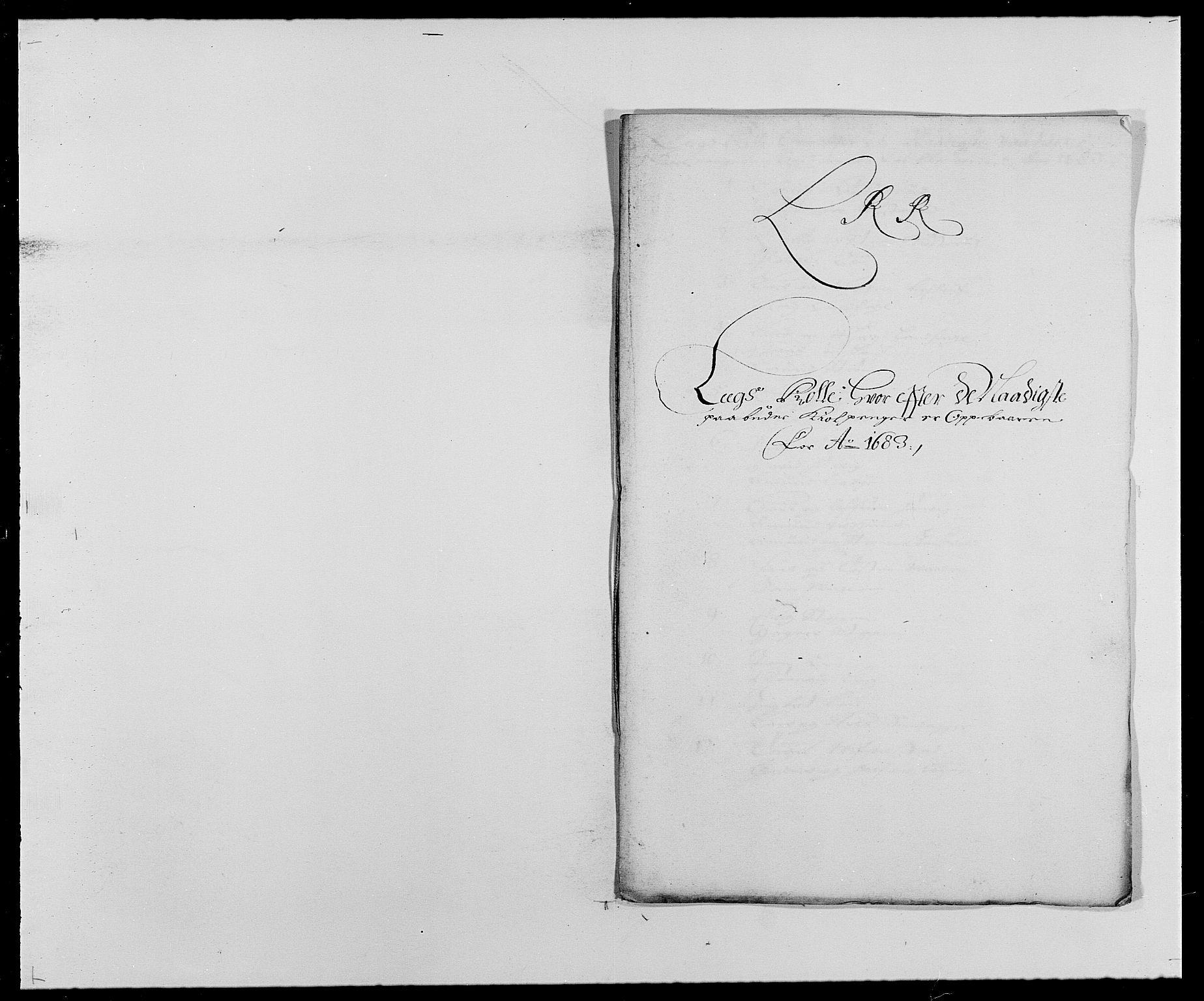 RA, Rentekammeret inntil 1814, Reviderte regnskaper, Fogderegnskap, R27/L1687: Fogderegnskap Lier, 1678-1686, s. 32