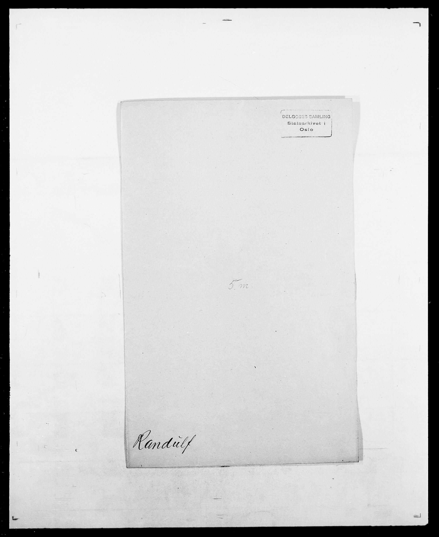 SAO, Delgobe, Charles Antoine - samling, D/Da/L0032: Rabakovsky - Rivertz, s. 106