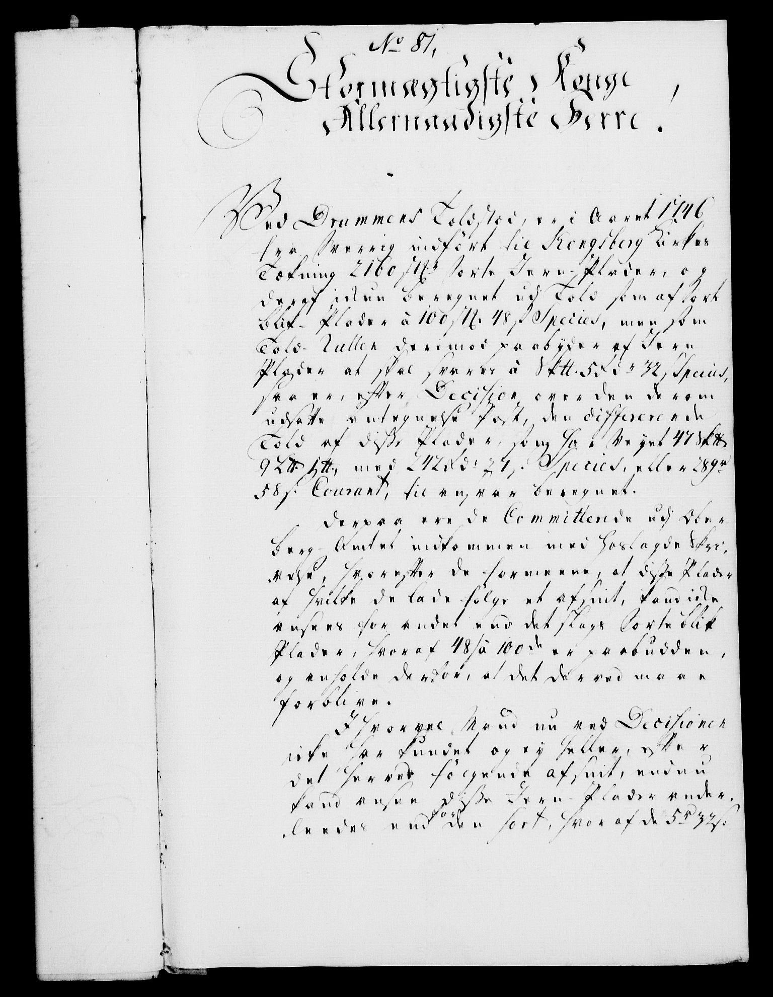 RA, Rentekammeret, Kammerkanselliet, G/Gf/Gfa/L0030: Norsk relasjons- og resolusjonsprotokoll (merket RK 52.30), 1748, s. 508