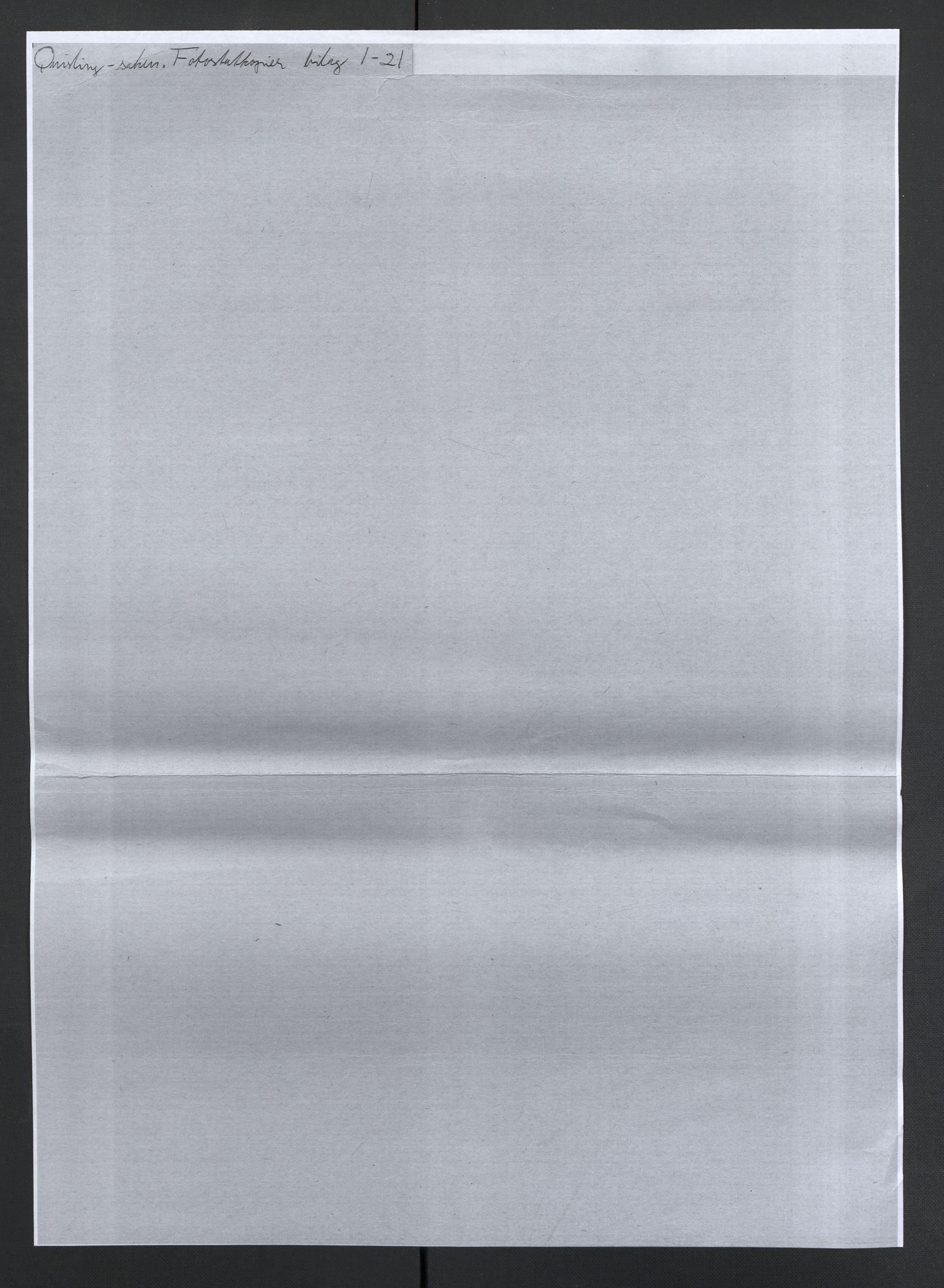 RA, Landssvikarkivet, D/Da/L0006: Dnr. 29, 1945, s. 2