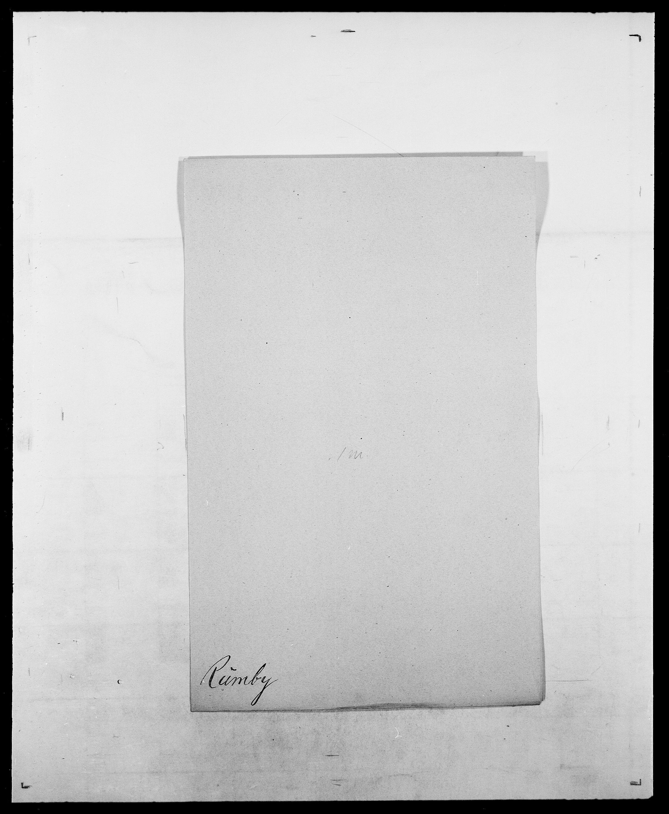 SAO, Delgobe, Charles Antoine - samling, D/Da/L0033: Roald - Røyem, s. 455