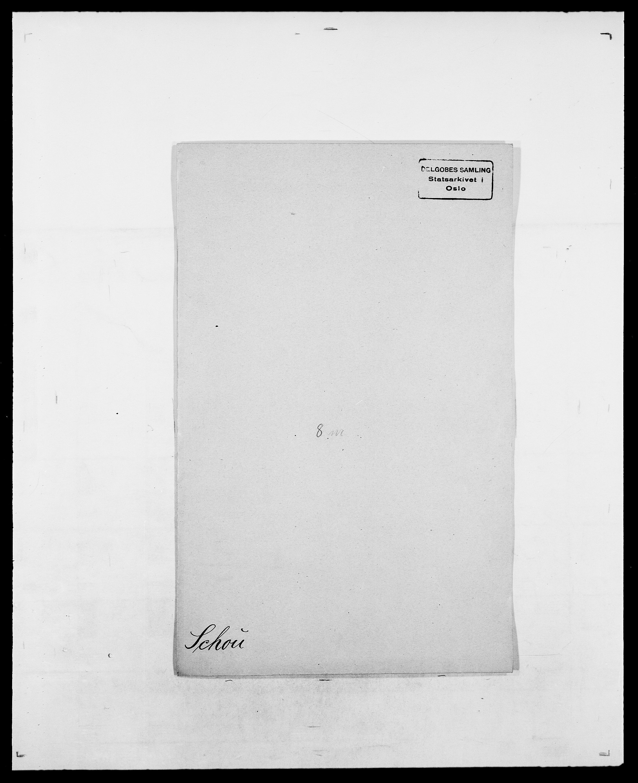 SAO, Delgobe, Charles Antoine - samling, D/Da/L0035: Schnabel - sjetman, s. 78