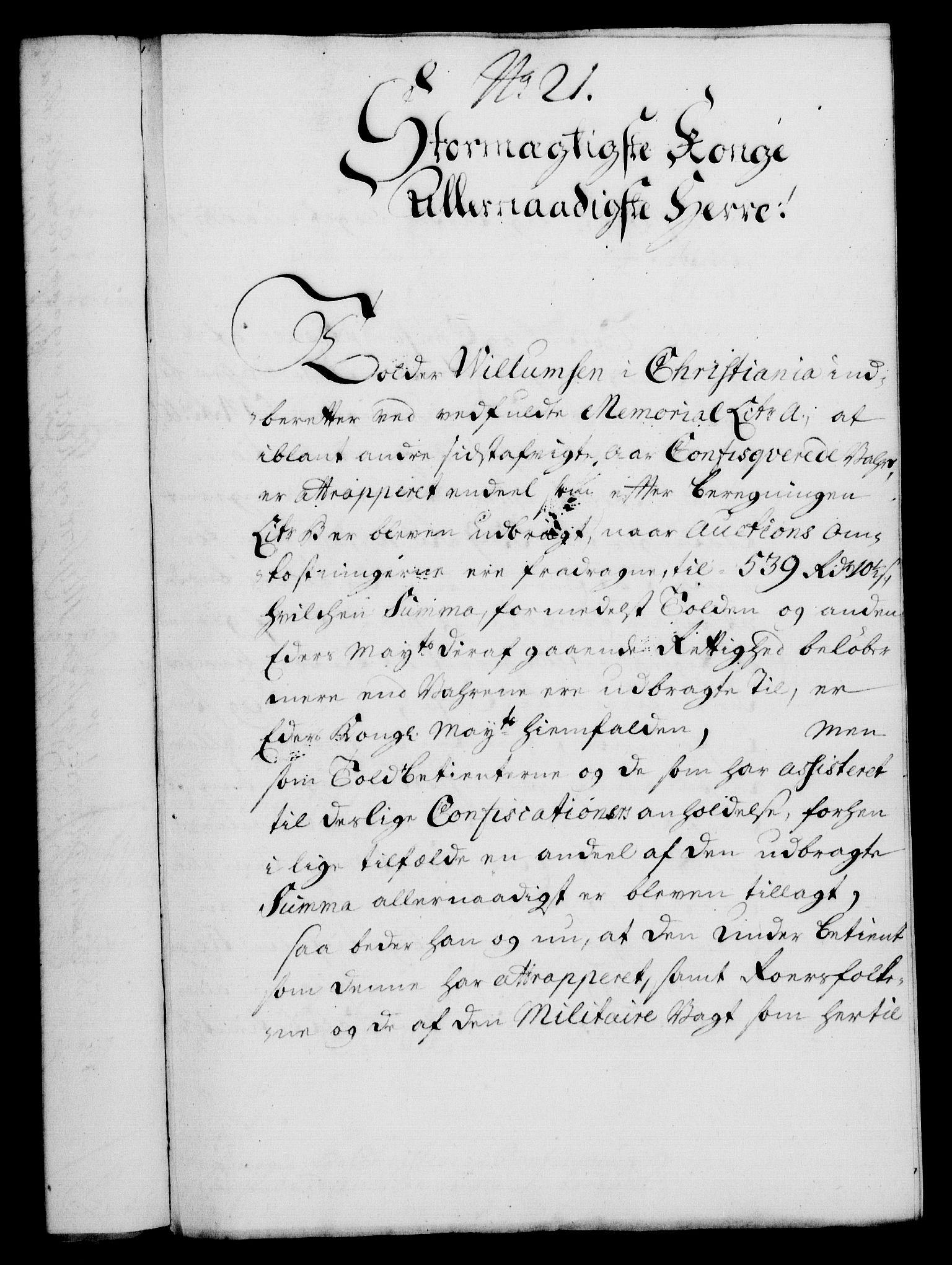 RA, Rentekammeret, Kammerkanselliet, G/Gf/Gfa/L0015: Norsk relasjons- og resolusjonsprotokoll (merket RK 52.15), 1732, s. 128