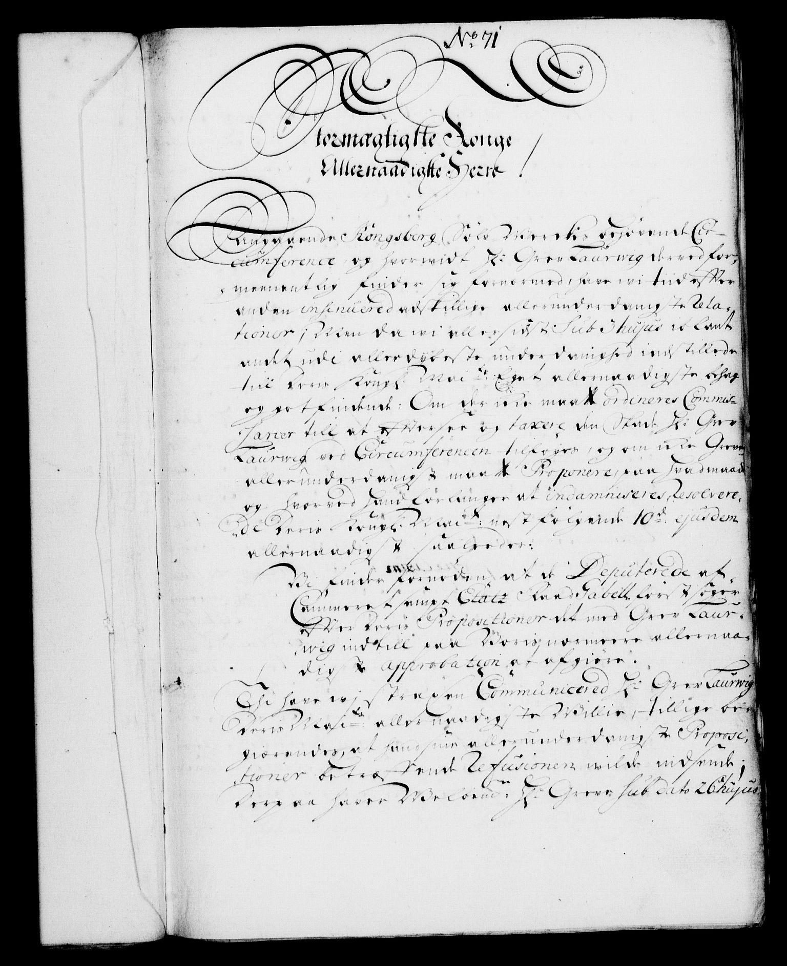 RA, Rentekammeret, Kammerkanselliet, G/Gf/Gfa/L0004: Norsk relasjons- og resolusjonsprotokoll (merket RK 52.4), 1721, s. 610