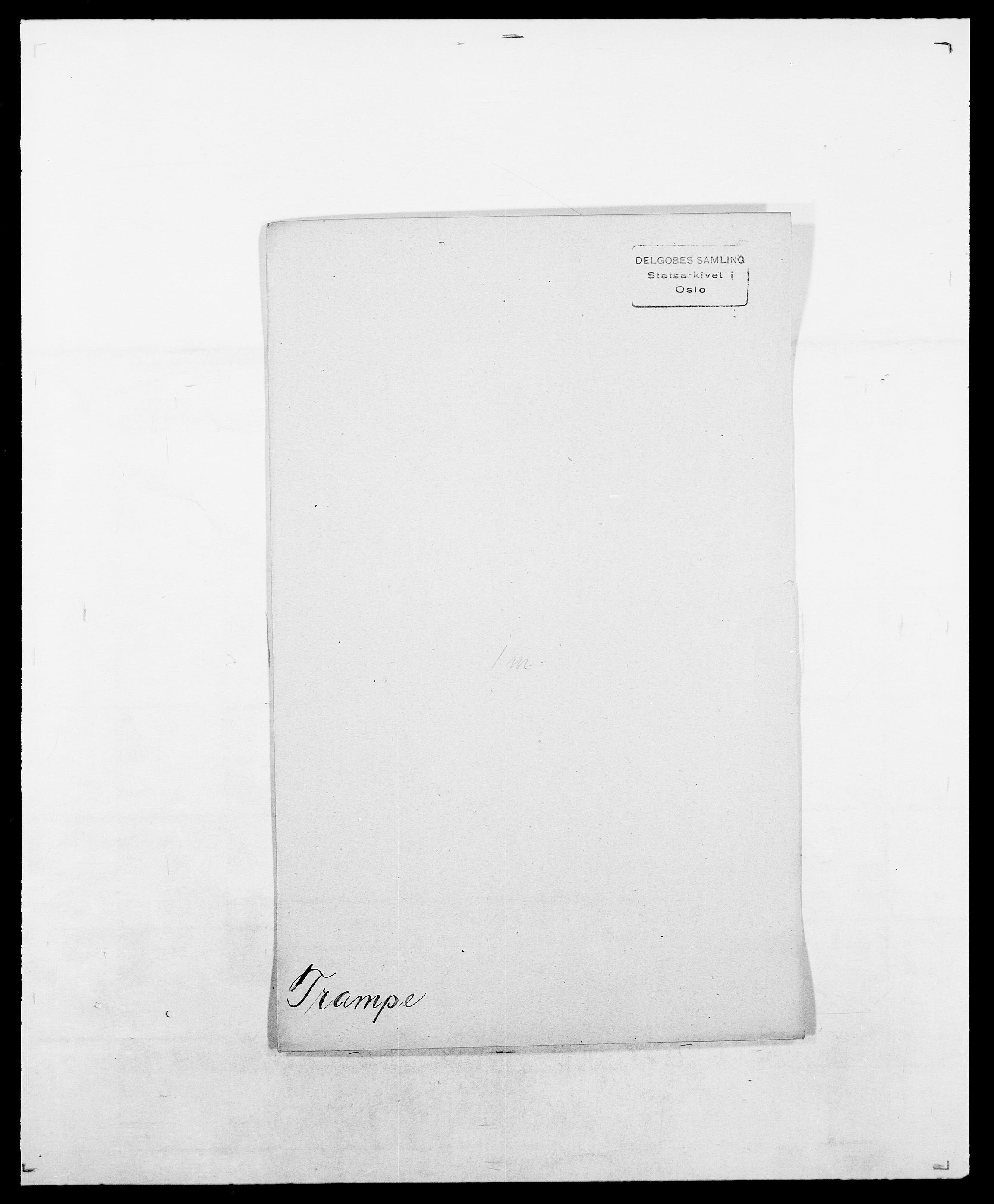 SAO, Delgobe, Charles Antoine - samling, D/Da/L0039: Thorsen - Urup, s. 289