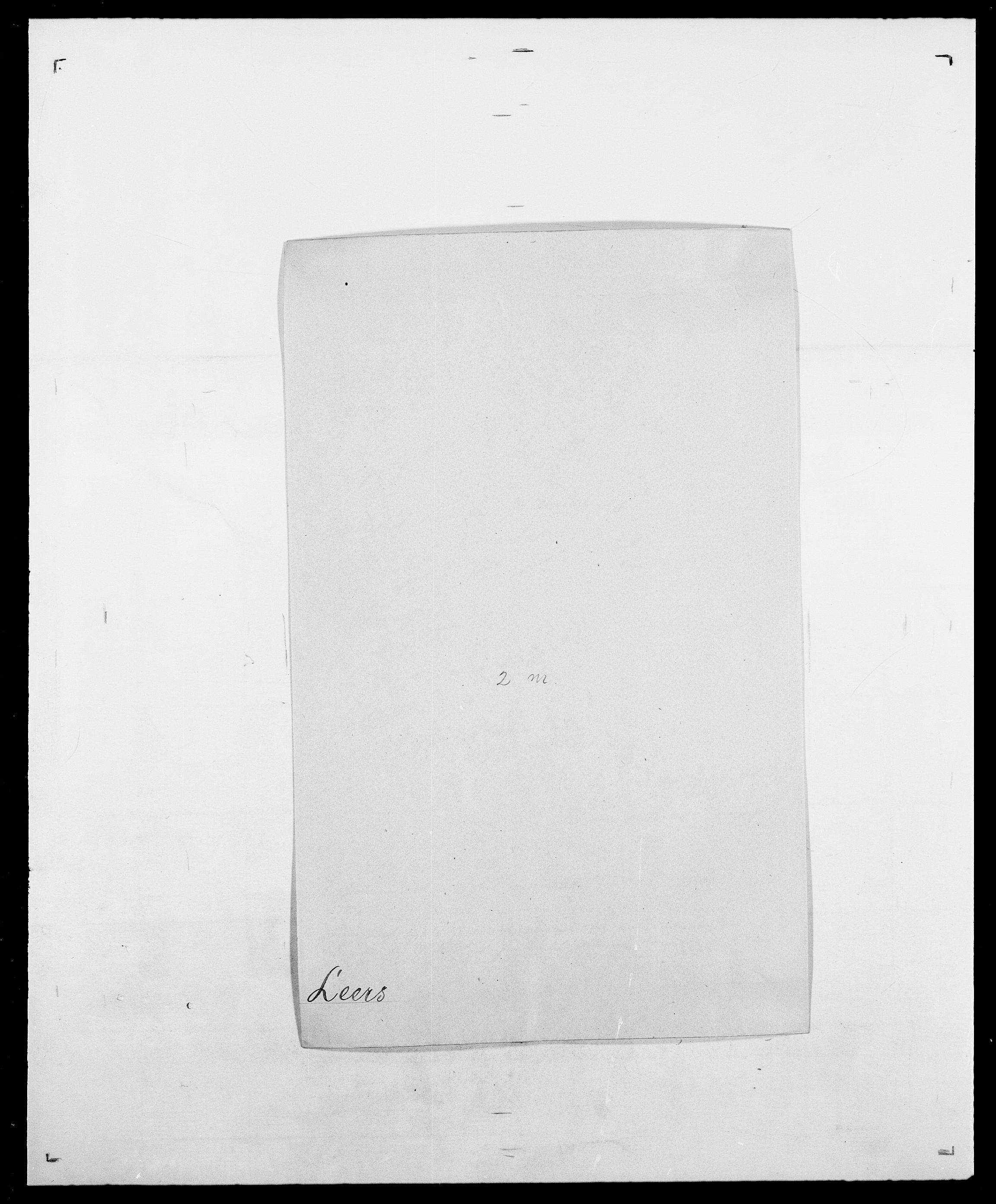 SAO, Delgobe, Charles Antoine - samling, D/Da/L0023: Lau - Lirvyn, s. 79