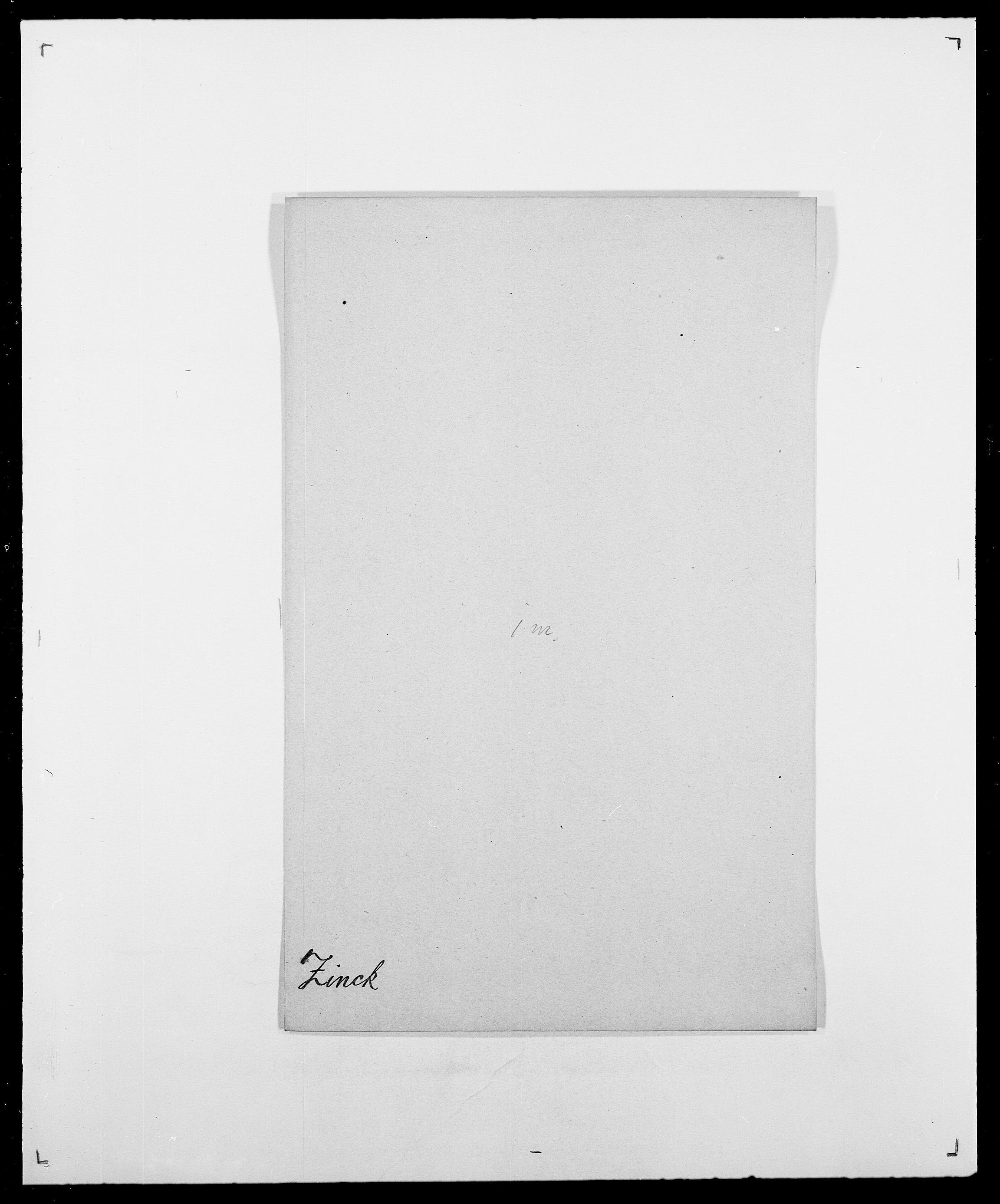 SAO, Delgobe, Charles Antoine - samling, D/Da/L0043: Wulfsberg - v. Zanten, s. 191
