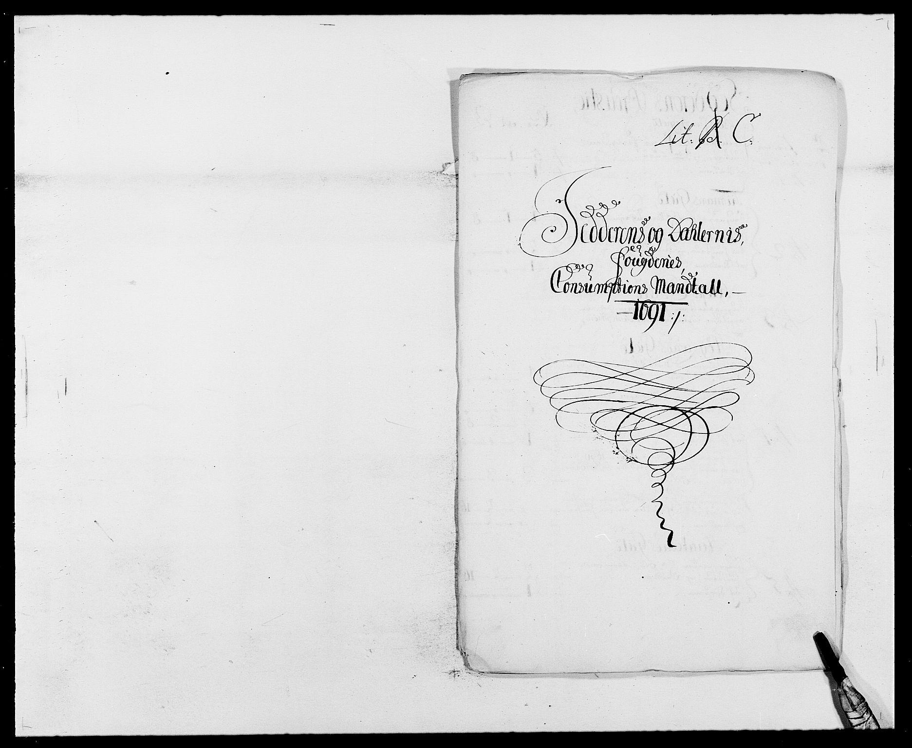 RA, Rentekammeret inntil 1814, Reviderte regnskaper, Fogderegnskap, R46/L2727: Fogderegnskap Jæren og Dalane, 1690-1693, s. 95