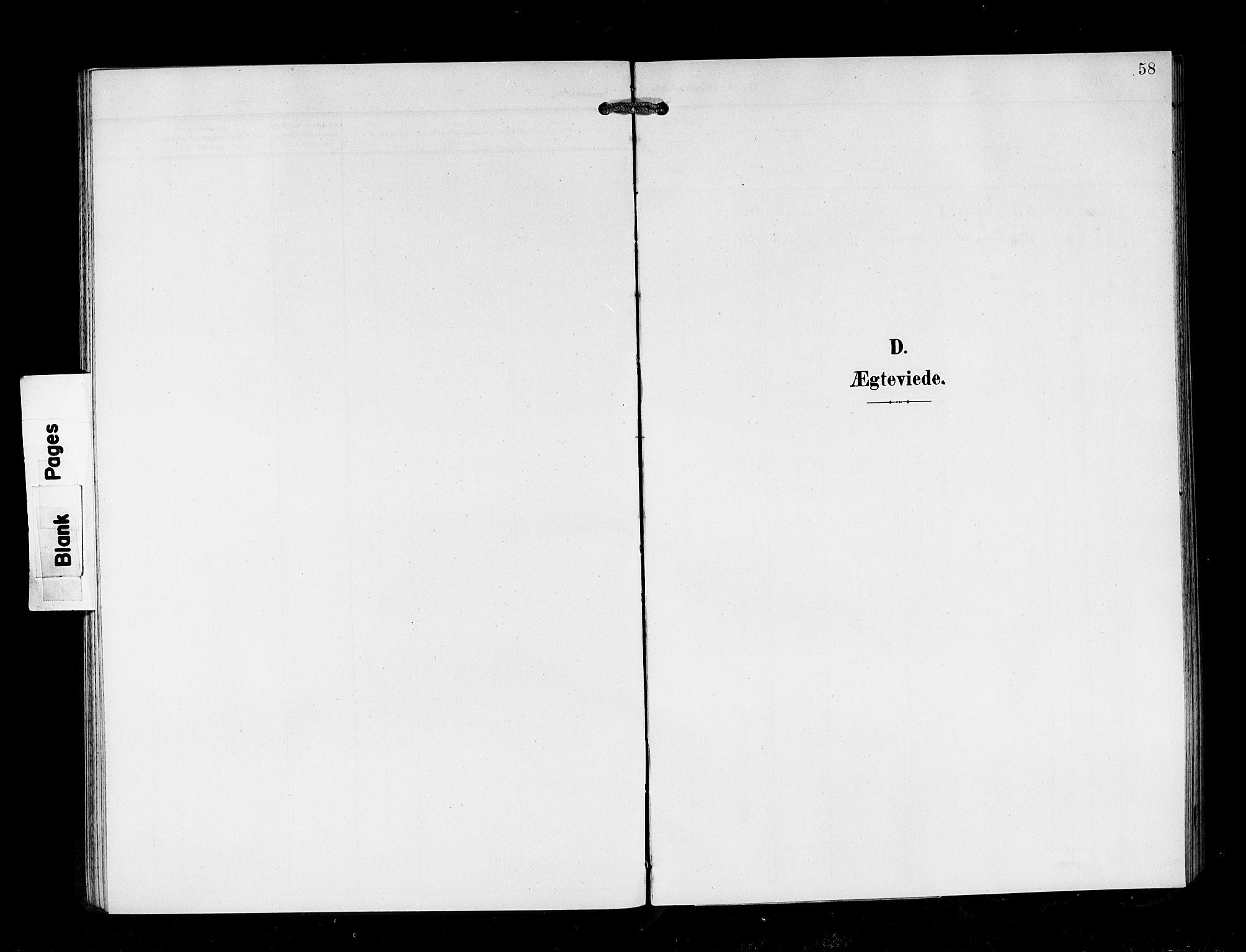 SAB, Den Norske Sjømannsmisjon i utlandet*, Ministerialbok nr. A 1, 1903-1906, s. 58