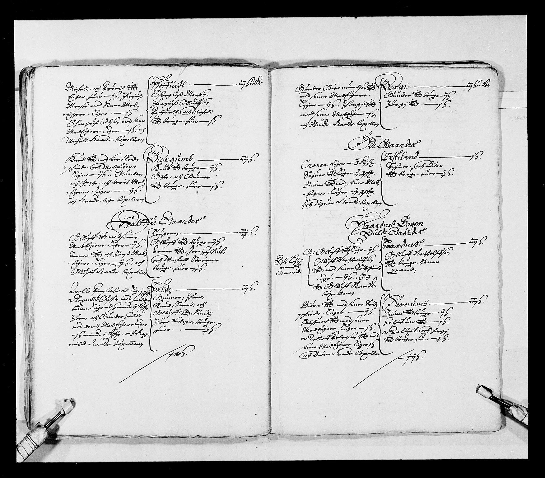 RA, Stattholderembetet 1572-1771, Ek/L0023: Jordebøker 1633-1658:, 1648-1649, s. 30
