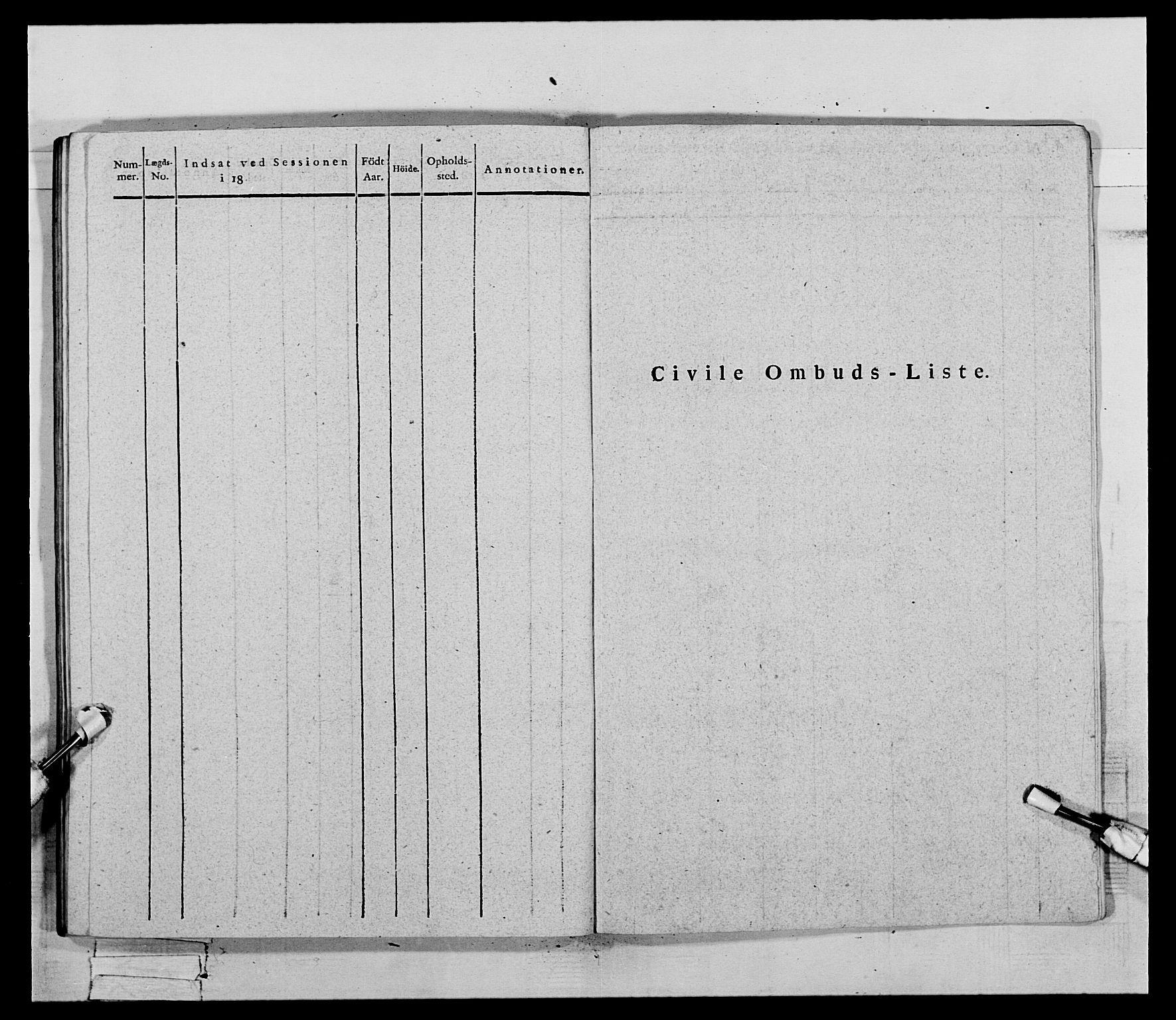 RA, Generalitets- og kommissariatskollegiet, Det kongelige norske kommissariatskollegium, E/Eh/L0069: Opplandske gevorbne infanteriregiment, 1810-1818, s. 464