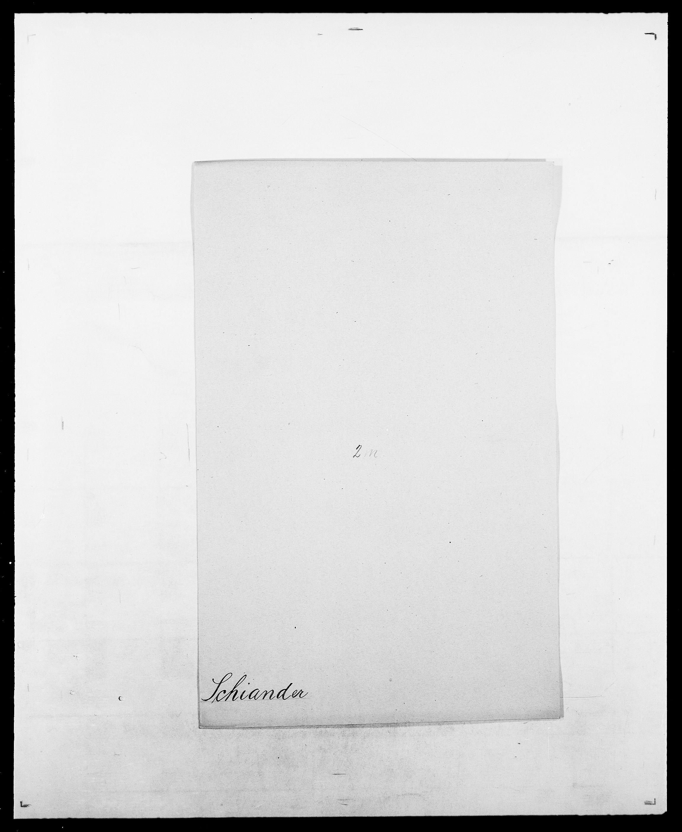 SAO, Delgobe, Charles Antoine - samling, D/Da/L0034: Saabye - Schmincke, s. 489