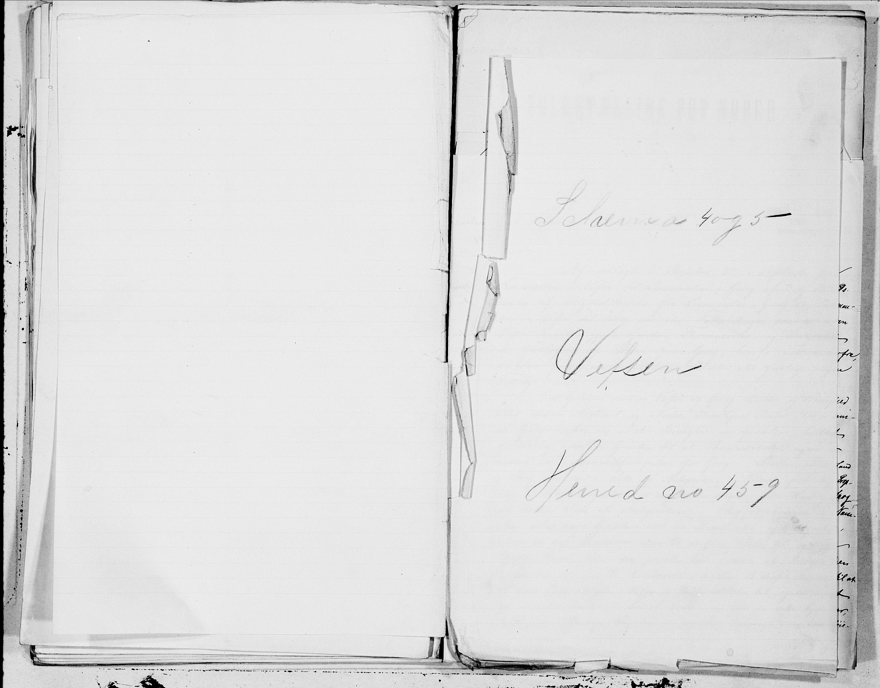 SAT, Folketelling 1900 for 1824 Vefsn herred, 1900, s. 1