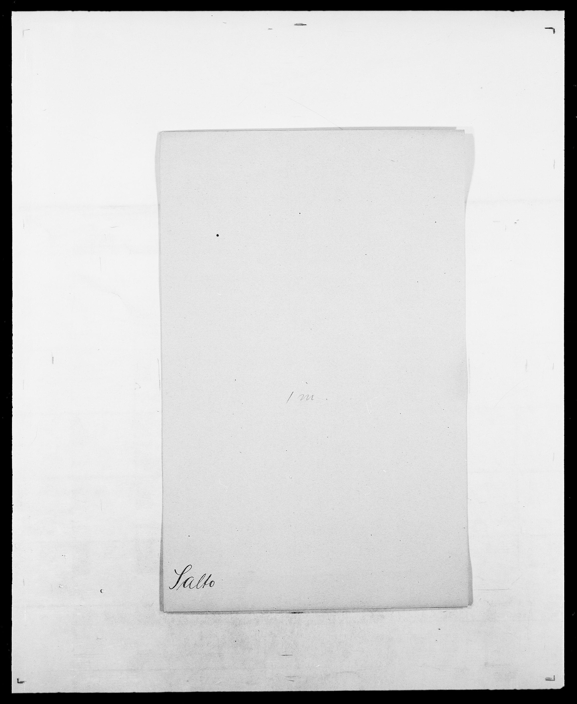 SAO, Delgobe, Charles Antoine - samling, D/Da/L0034: Saabye - Schmincke, s. 66