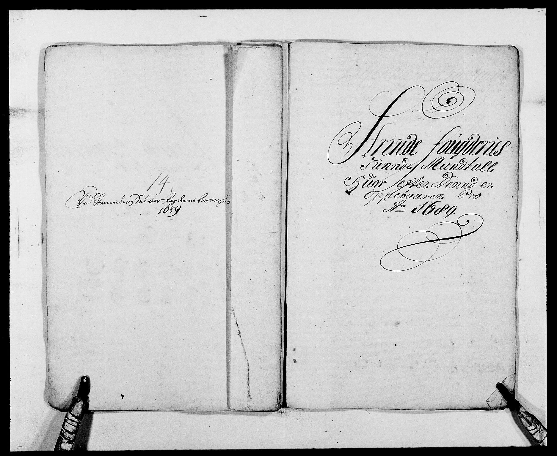 RA, Rentekammeret inntil 1814, Reviderte regnskaper, Fogderegnskap, R61/L4102: Fogderegnskap Strinda og Selbu, 1689-1690, s. 85