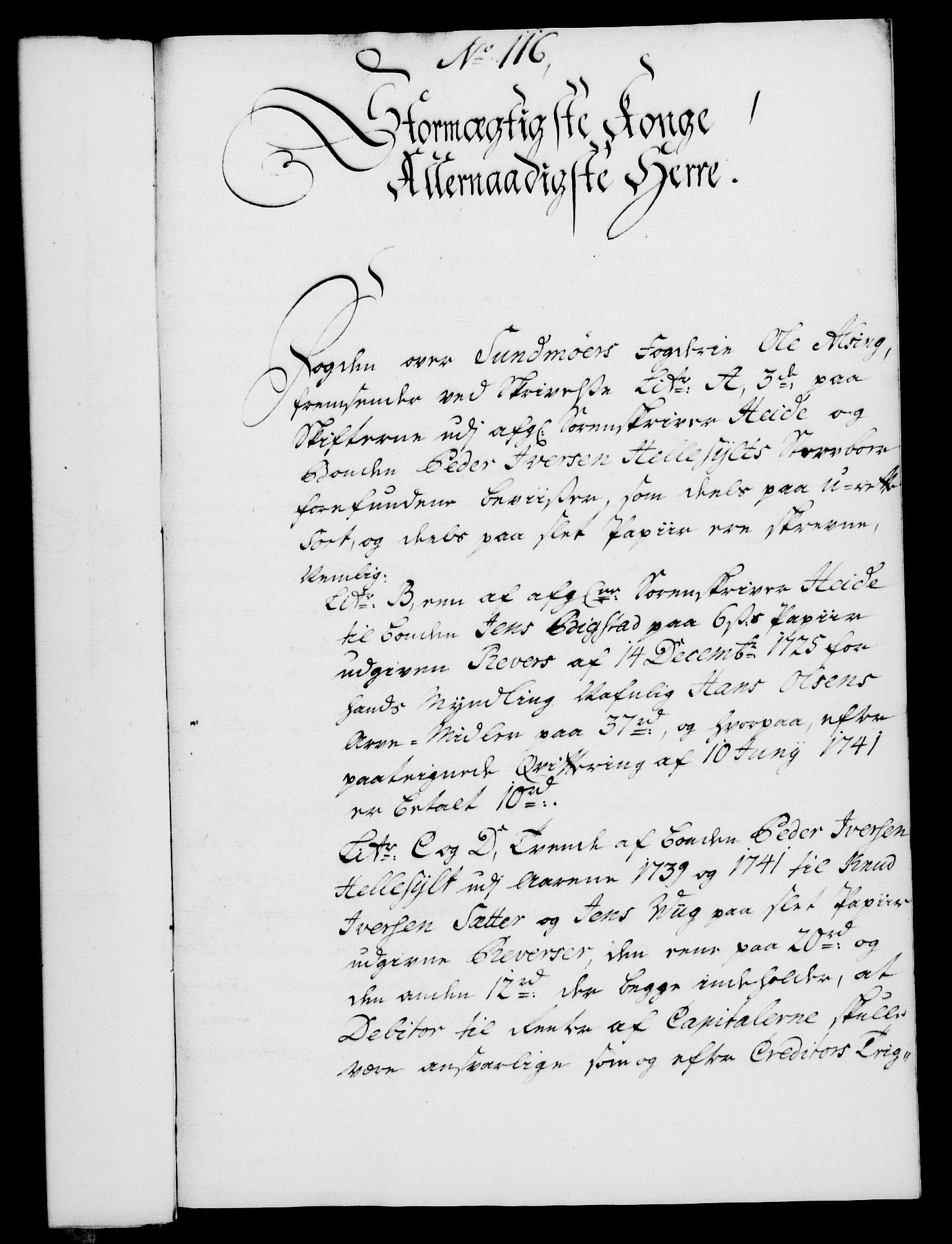 RA, Rentekammeret, Kammerkanselliet, G/Gf/Gfa/L0027: Norsk relasjons- og resolusjonsprotokoll (merket RK 52.27), 1744, s. 729