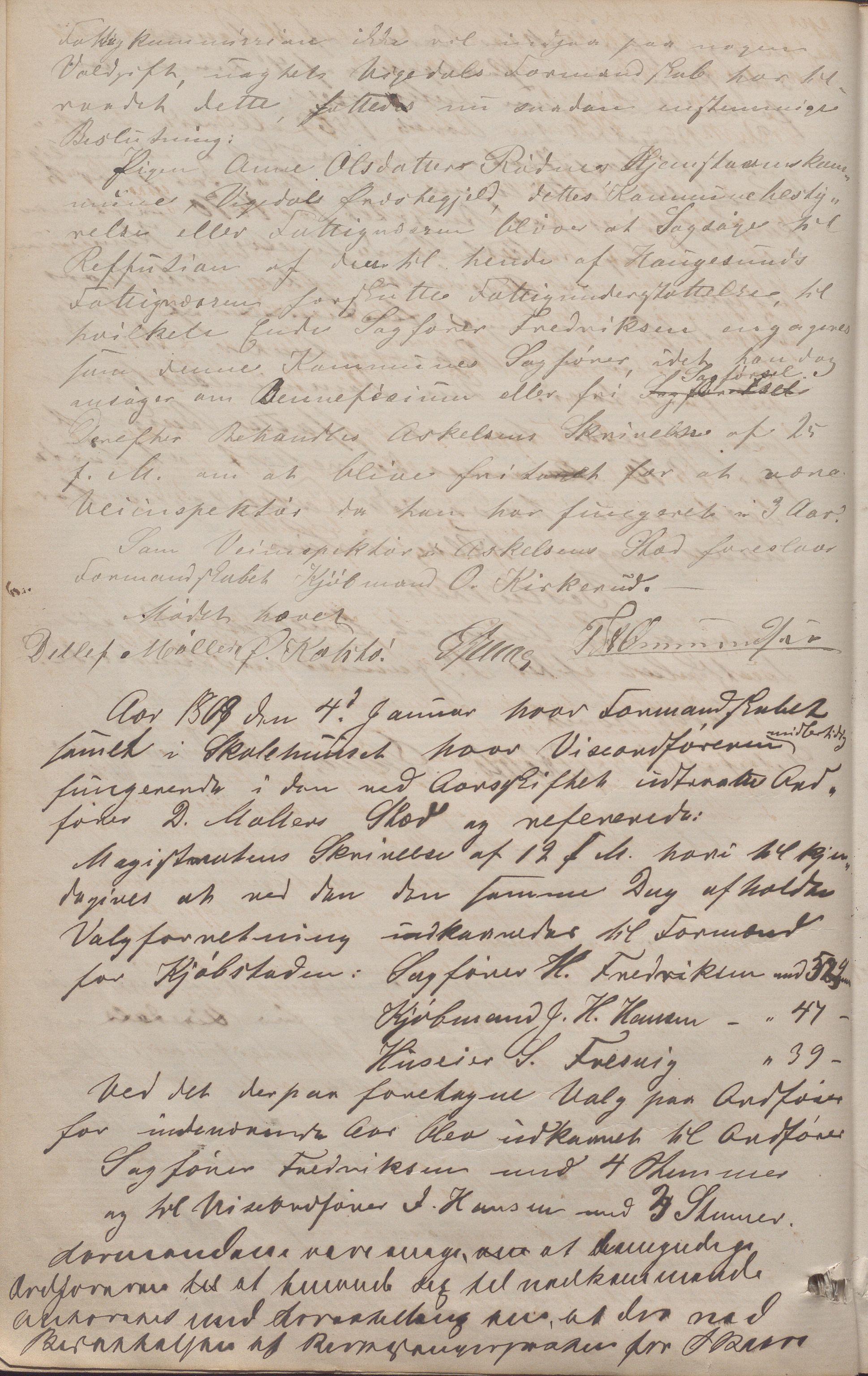 IKAR, Haugesund kommune - Formannskapet, 1866-1878, s. 34b