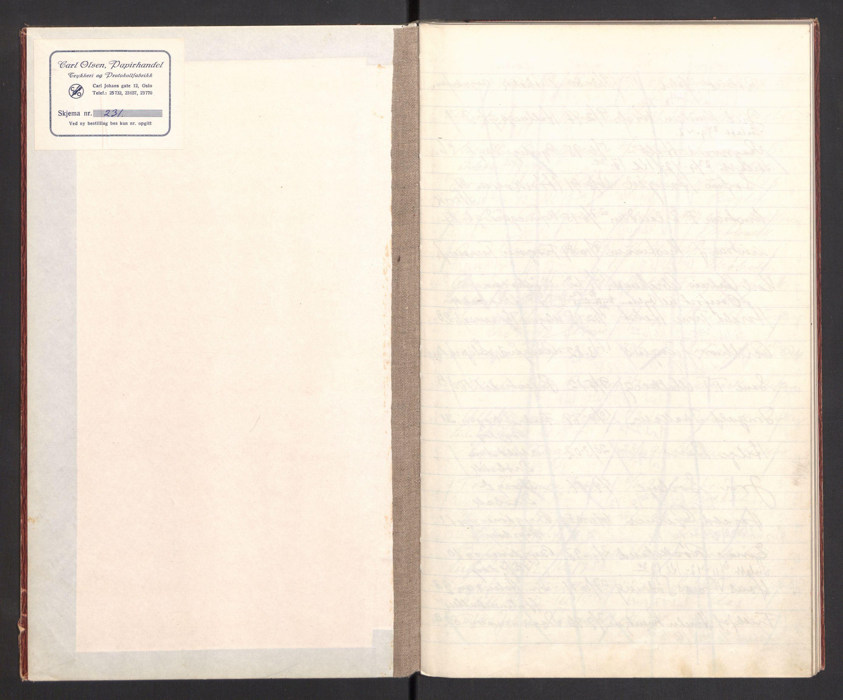 RA, Statspolitiet - Hovedkontoret / Osloavdelingen, C/Cl/L0011: Sikringsfanger, 1942