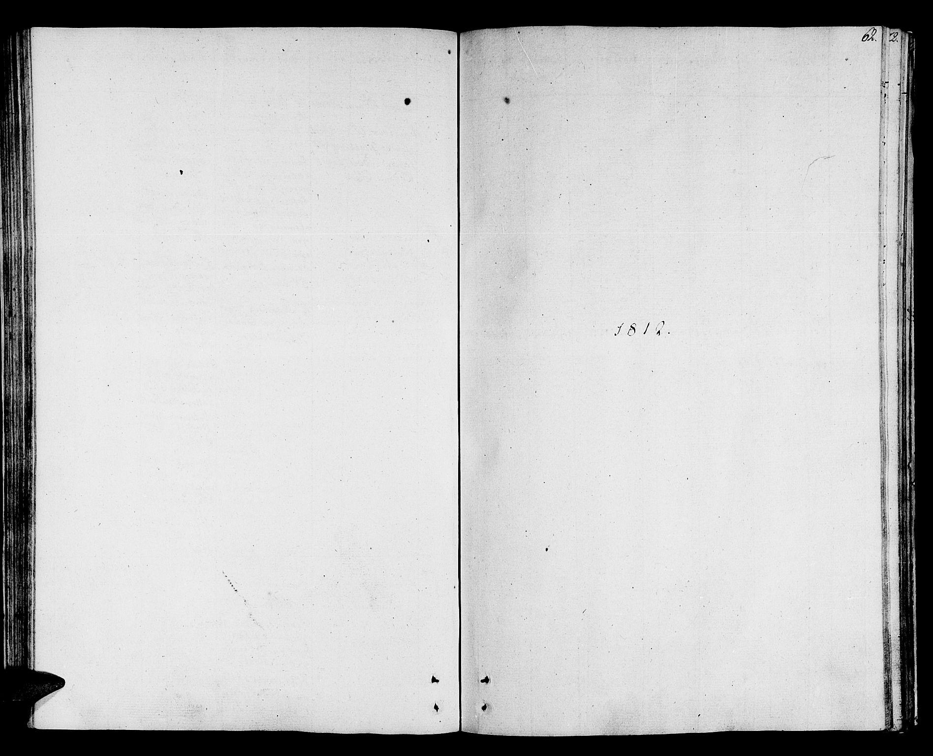 SAT, Ministerialprotokoller, klokkerbøker og fødselsregistre - Sør-Trøndelag, 678/L0894: Ministerialbok nr. 678A04, 1806-1815, s. 62