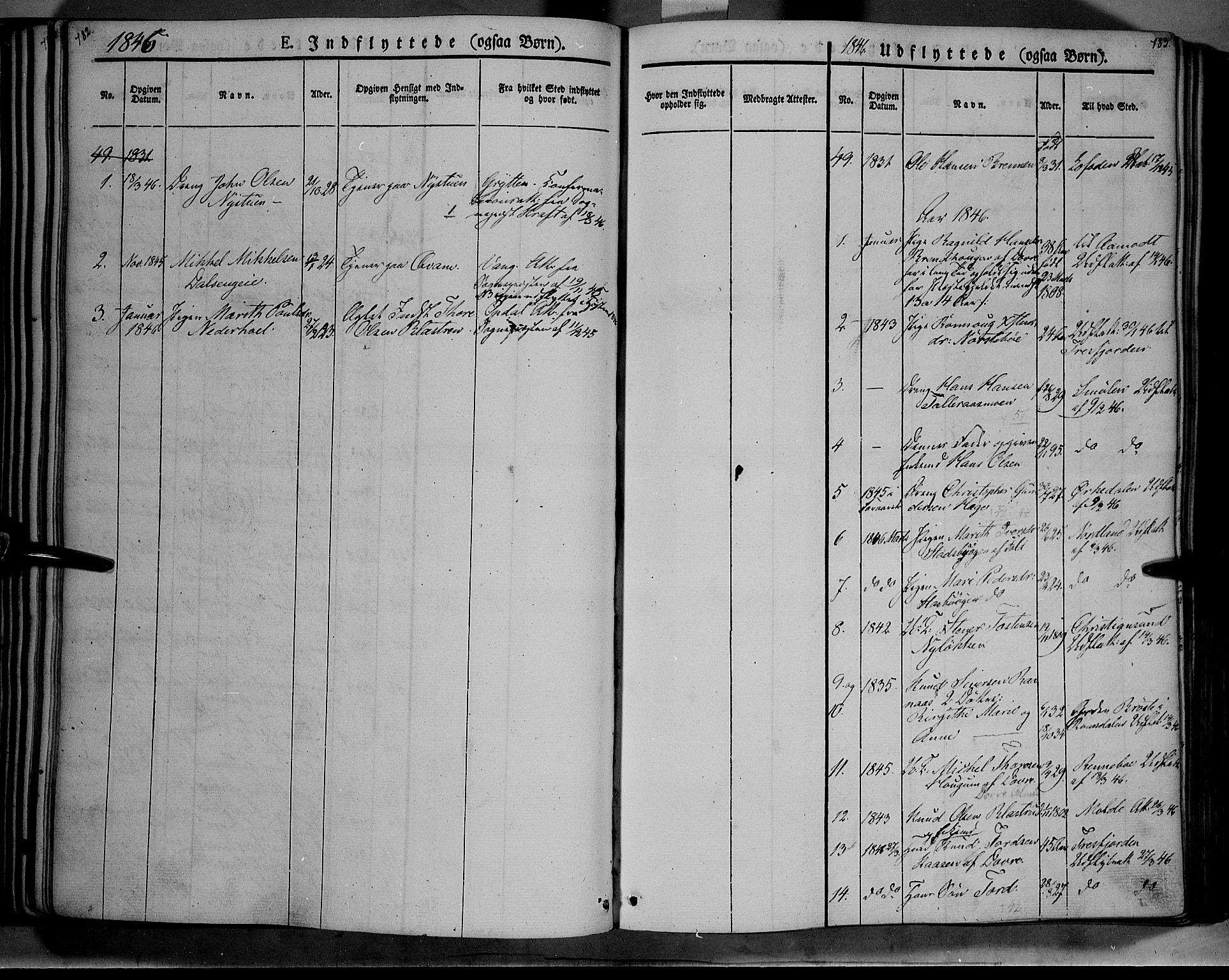 SAH, Lesja prestekontor, Ministerialbok nr. 6B, 1843-1854, s. 782-783