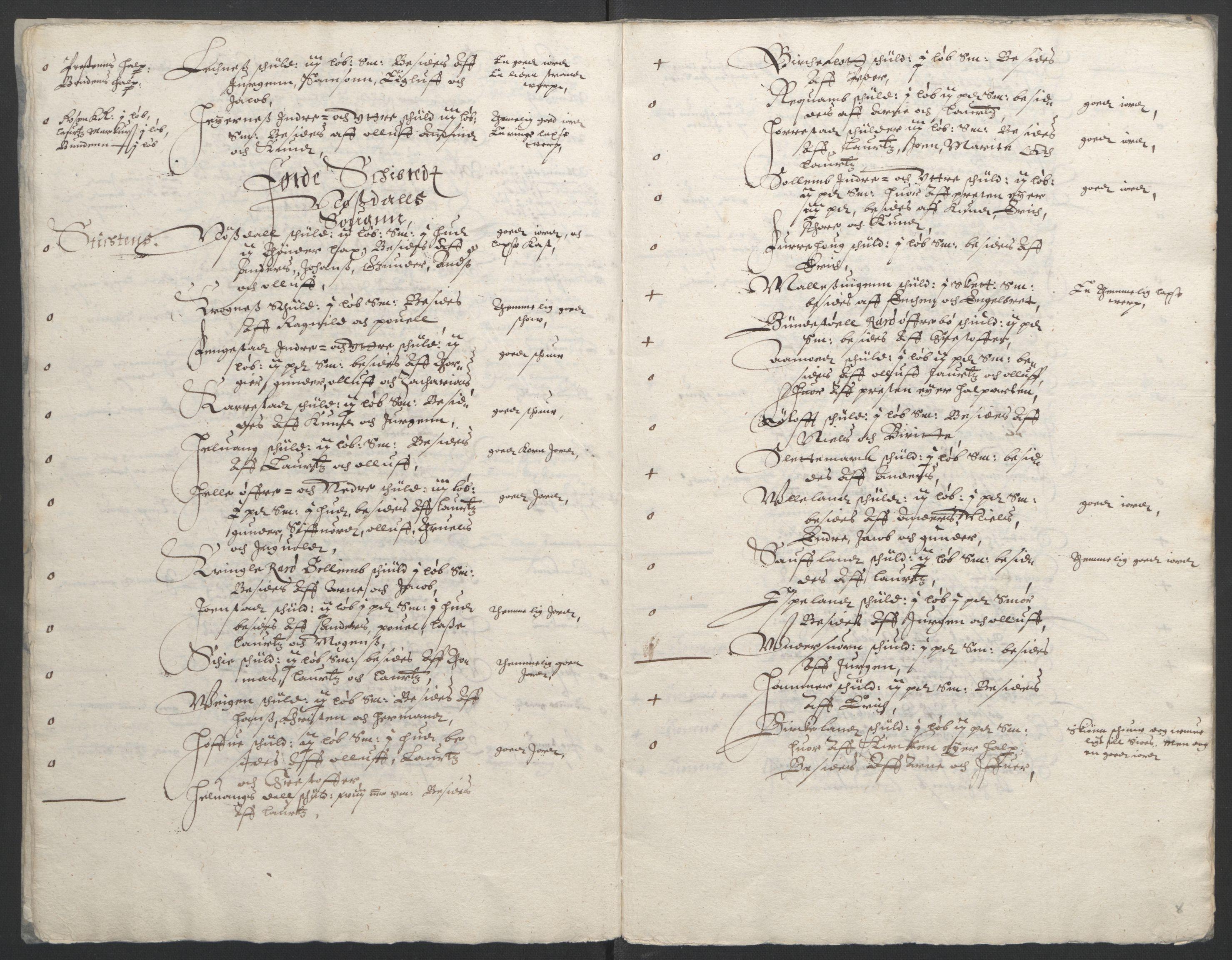 RA, Stattholderembetet 1572-1771, Ek/L0005: Jordebøker til utlikning av garnisonsskatt 1624-1626:, 1626, s. 10