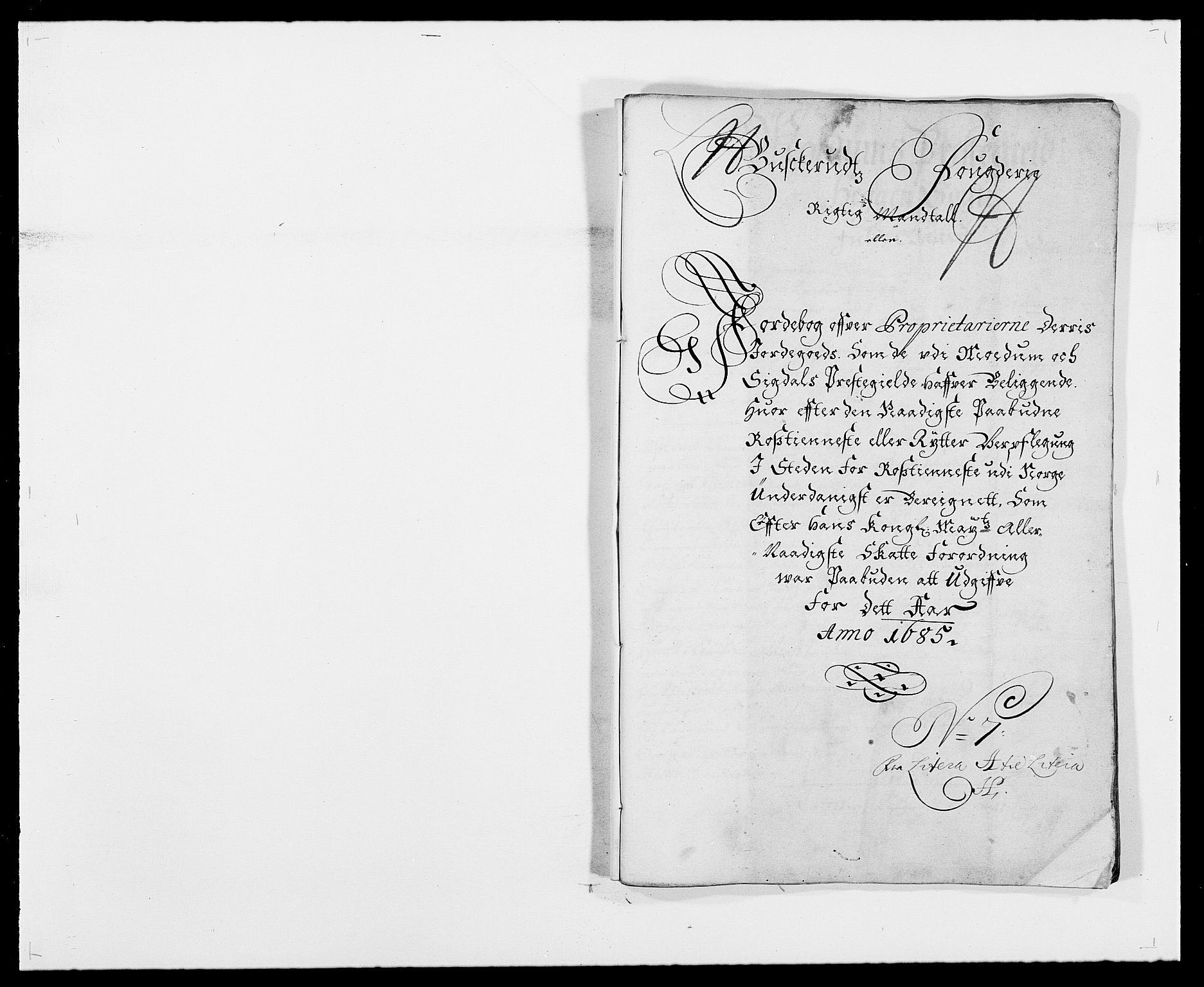 RA, Rentekammeret inntil 1814, Reviderte regnskaper, Fogderegnskap, R25/L1678: Fogderegnskap Buskerud, 1685-1686, s. 148