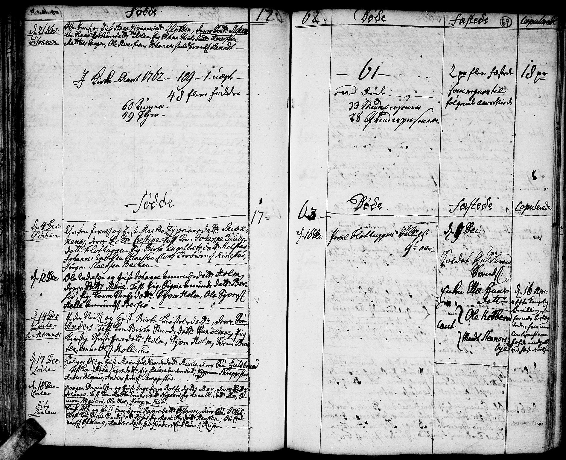 SAO, Høland prestekontor Kirkebøker, F/Fa/L0004: Ministerialbok nr. I 4, 1757-1780, s. 69
