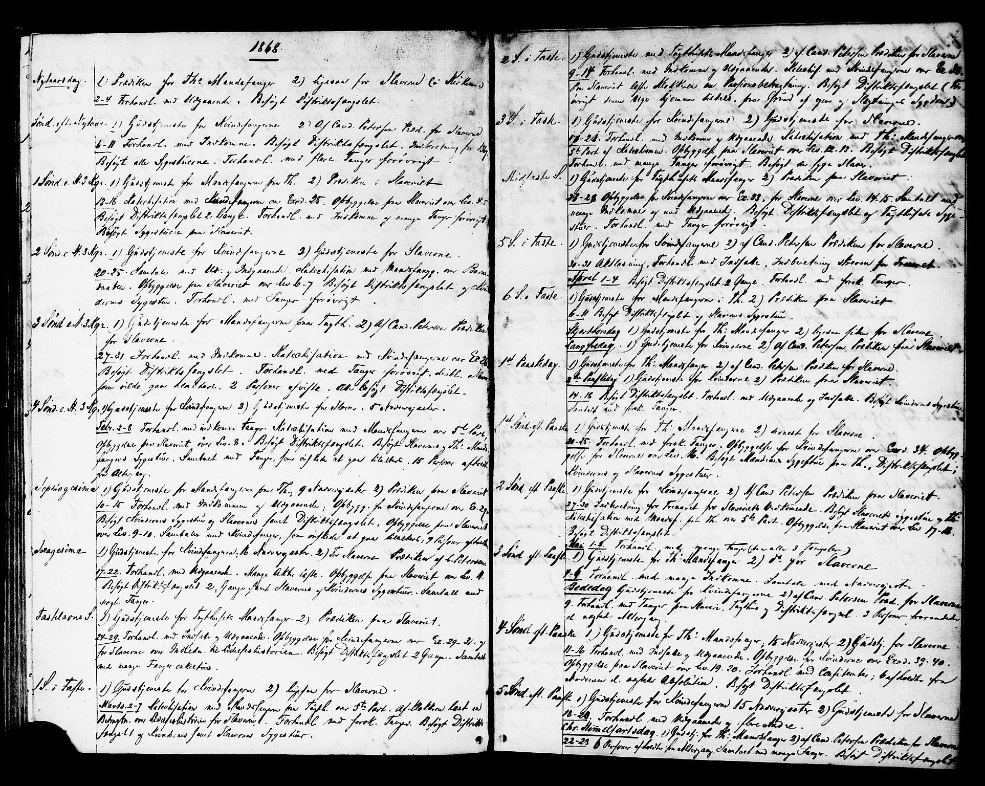 SAT, Ministerialprotokoller, klokkerbøker og fødselsregistre - Sør-Trøndelag, 624/L0481: Ministerialbok nr. 624A02, 1841-1869, s. 62