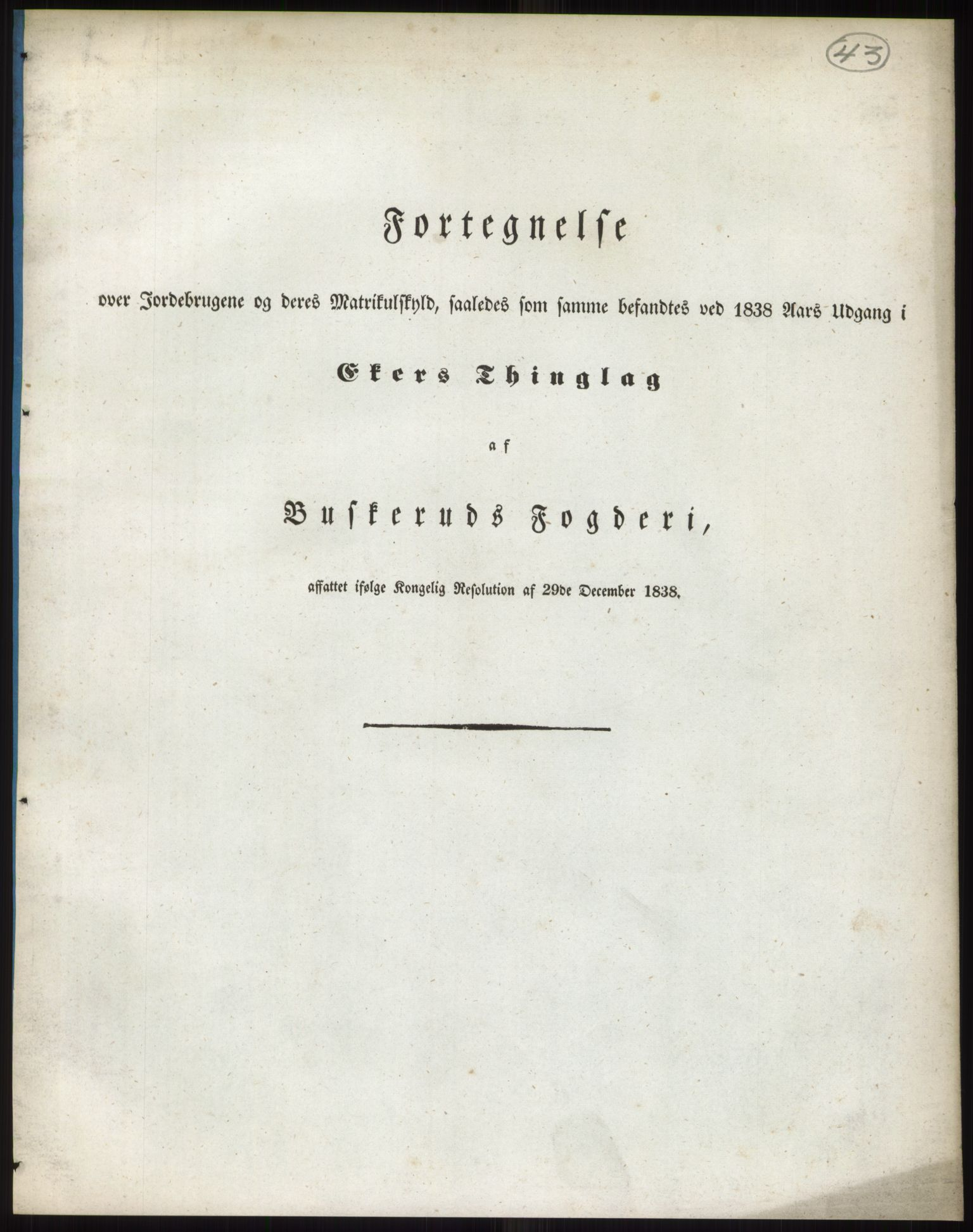 PUBL, Andre publikasjoner, -/Bind 5: Buskerud amt, 1838, s. 77