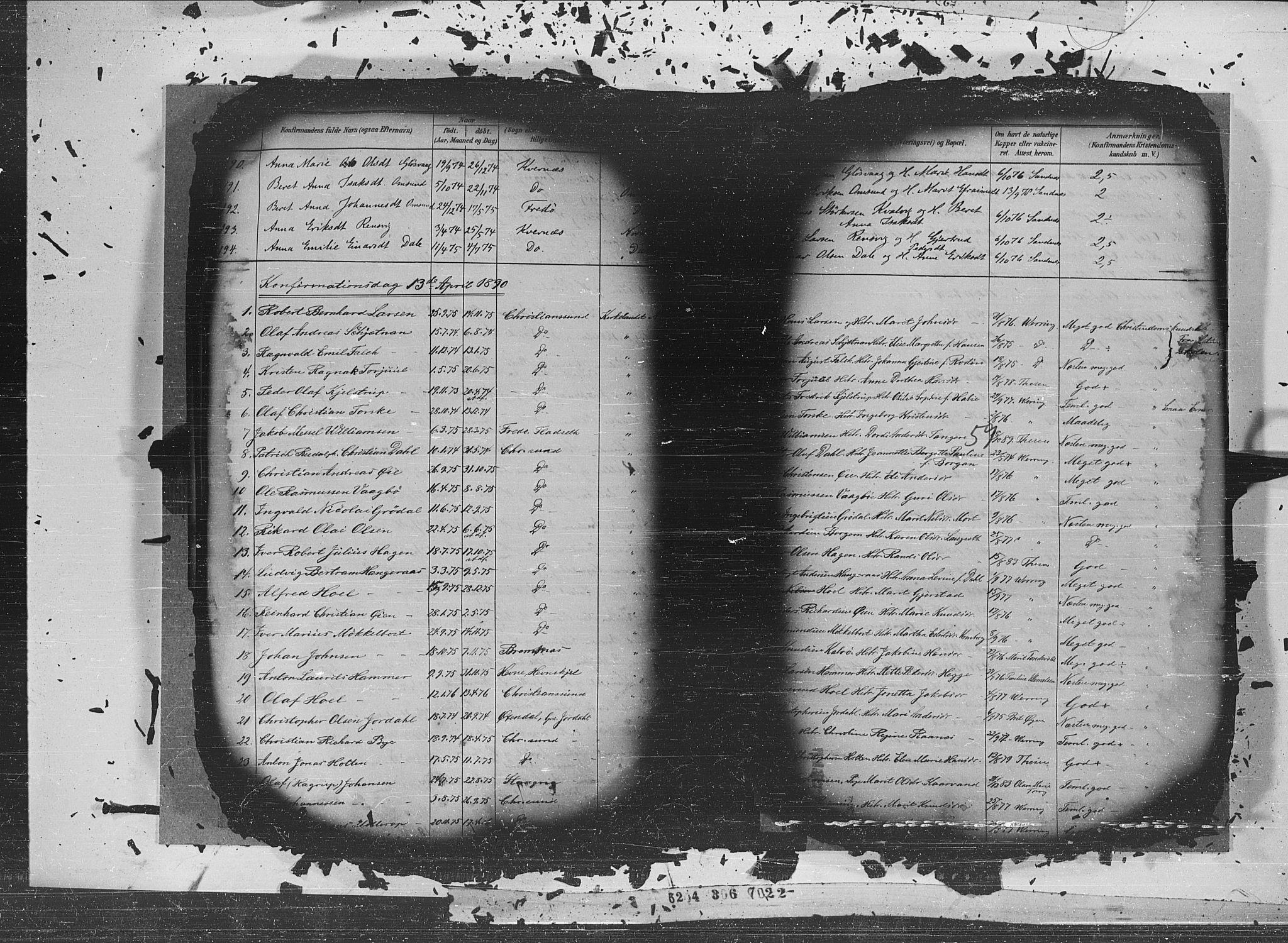SAT, Ministerialprotokoller, klokkerbøker og fødselsregistre - Møre og Romsdal, 572/L0852: Ministerialbok nr. 572A15, 1880-1900, s. 59