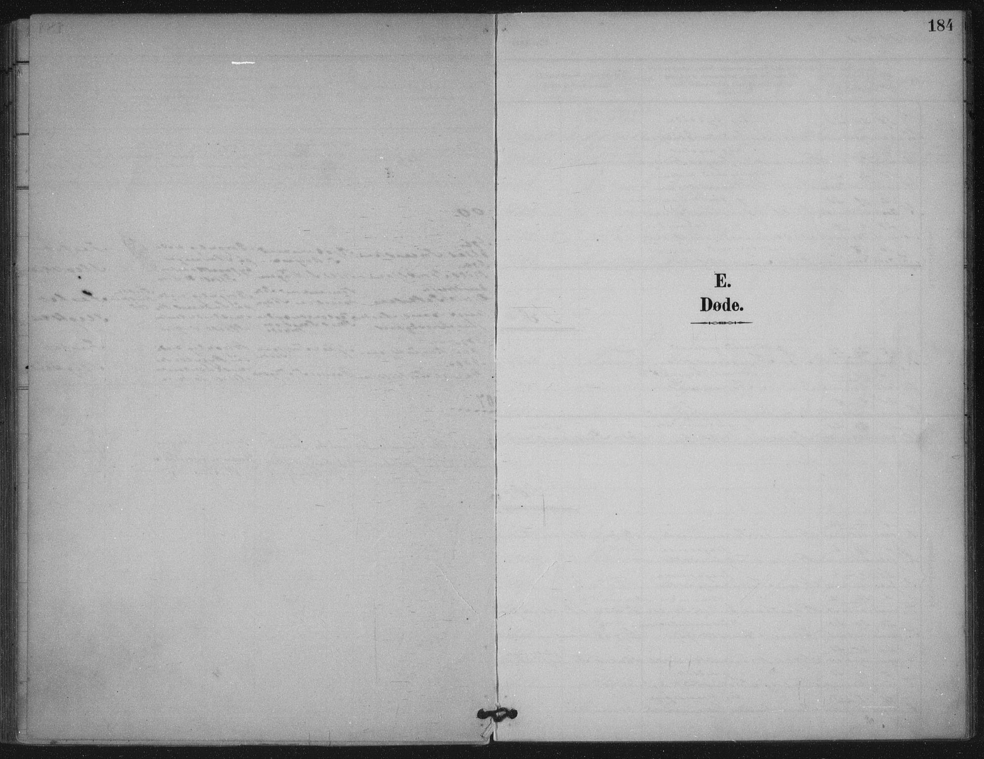 SAST, Skjold sokneprestkontor, H/Ha/Haa/L0011: Ministerialbok nr. A 11, 1897-1914, s. 184