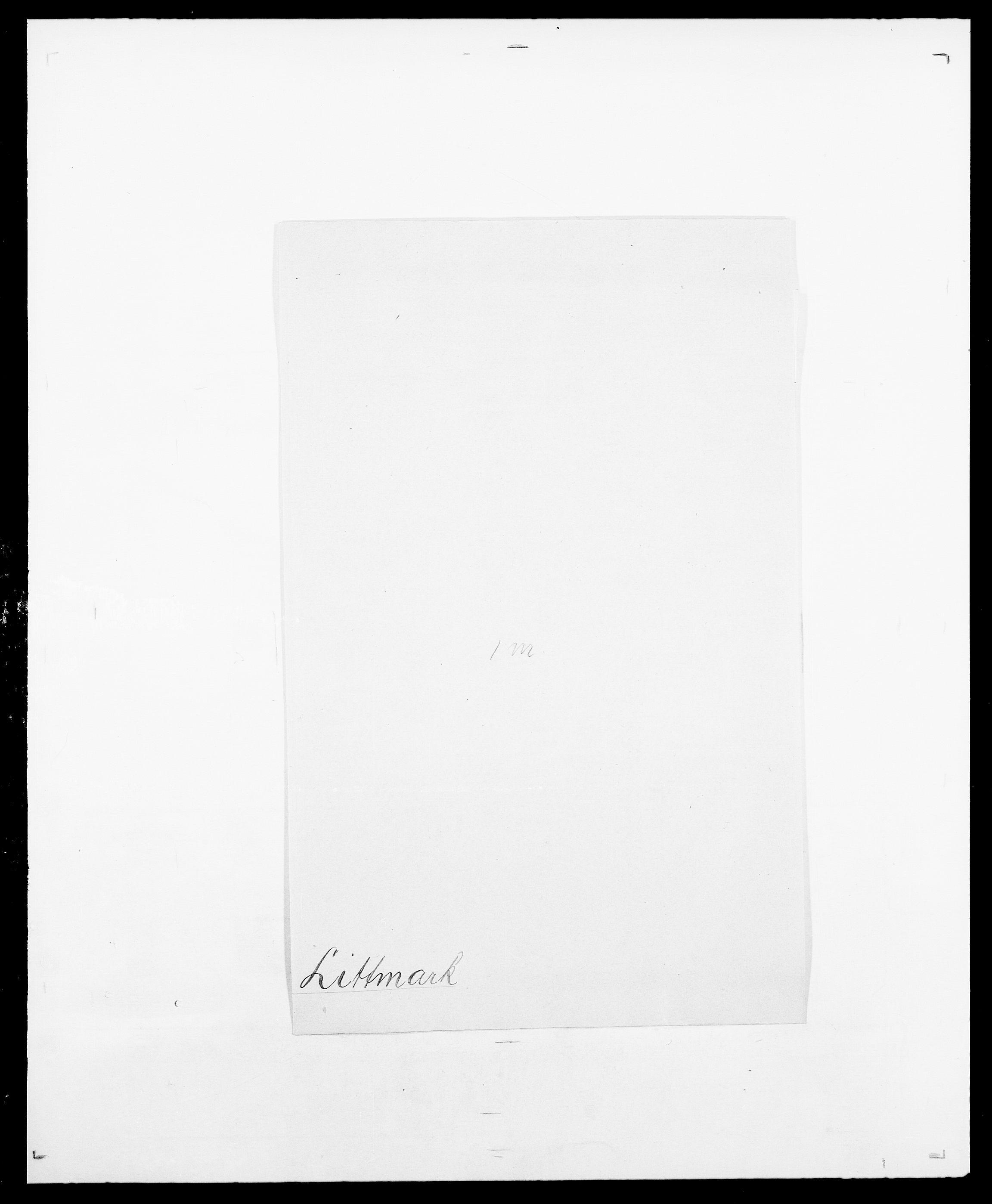 SAO, Delgobe, Charles Antoine - samling, D/Da/L0023: Lau - Lirvyn, s. 706