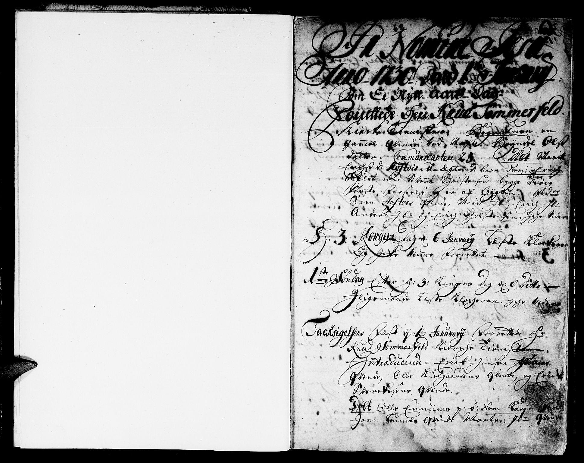 SAT, Ministerialprotokoller, klokkerbøker og fødselsregistre - Sør-Trøndelag, 671/L0839: Ministerialbok nr. 671A01, 1730-1755, s. 0-1