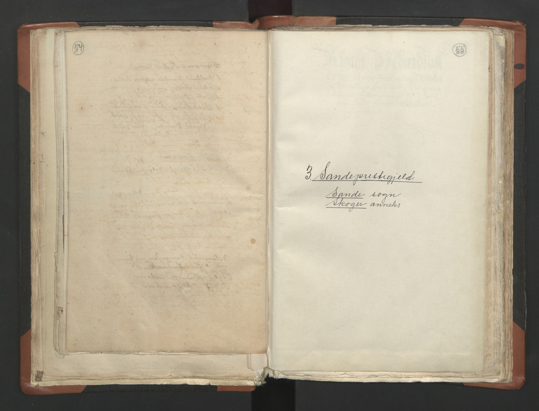 RA, Sogneprestenes manntall 1664-1666, nr. 10: Tønsberg prosti, 1664-1666, s. 54-55