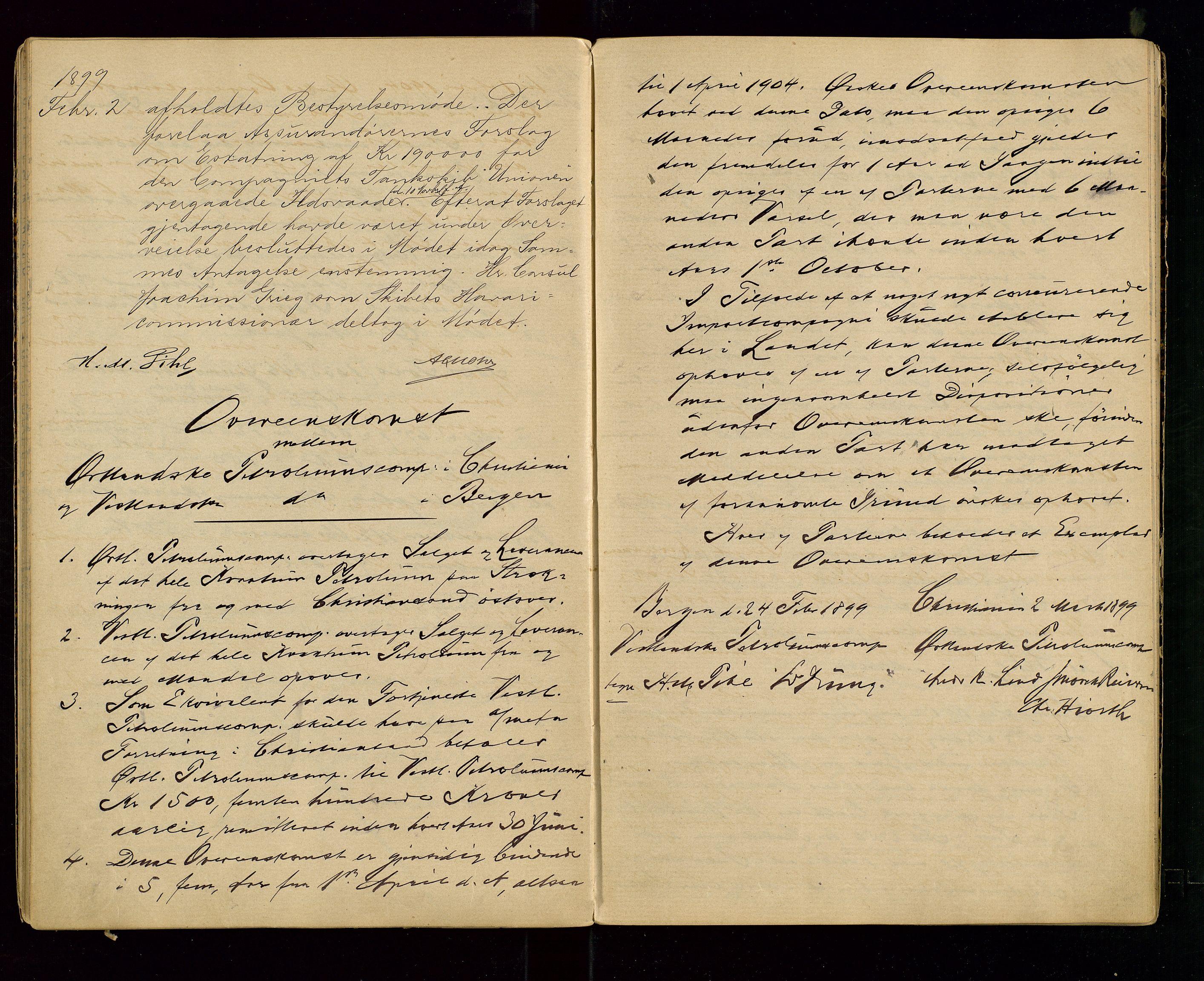SAST, PA 1533 - A/S Vestlandske Petroleumscompani, A/Aa/L0001: Generalforsamlinger og styreprotokoller, 1890-1907, s. 34