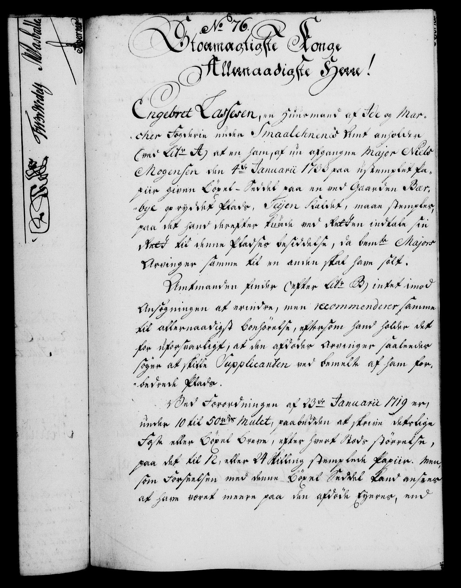 RA, Rentekammeret, Kammerkanselliet, G/Gf/Gfa/L0037: Norsk relasjons- og resolusjonsprotokoll (merket RK 52.37), 1755, s. 420