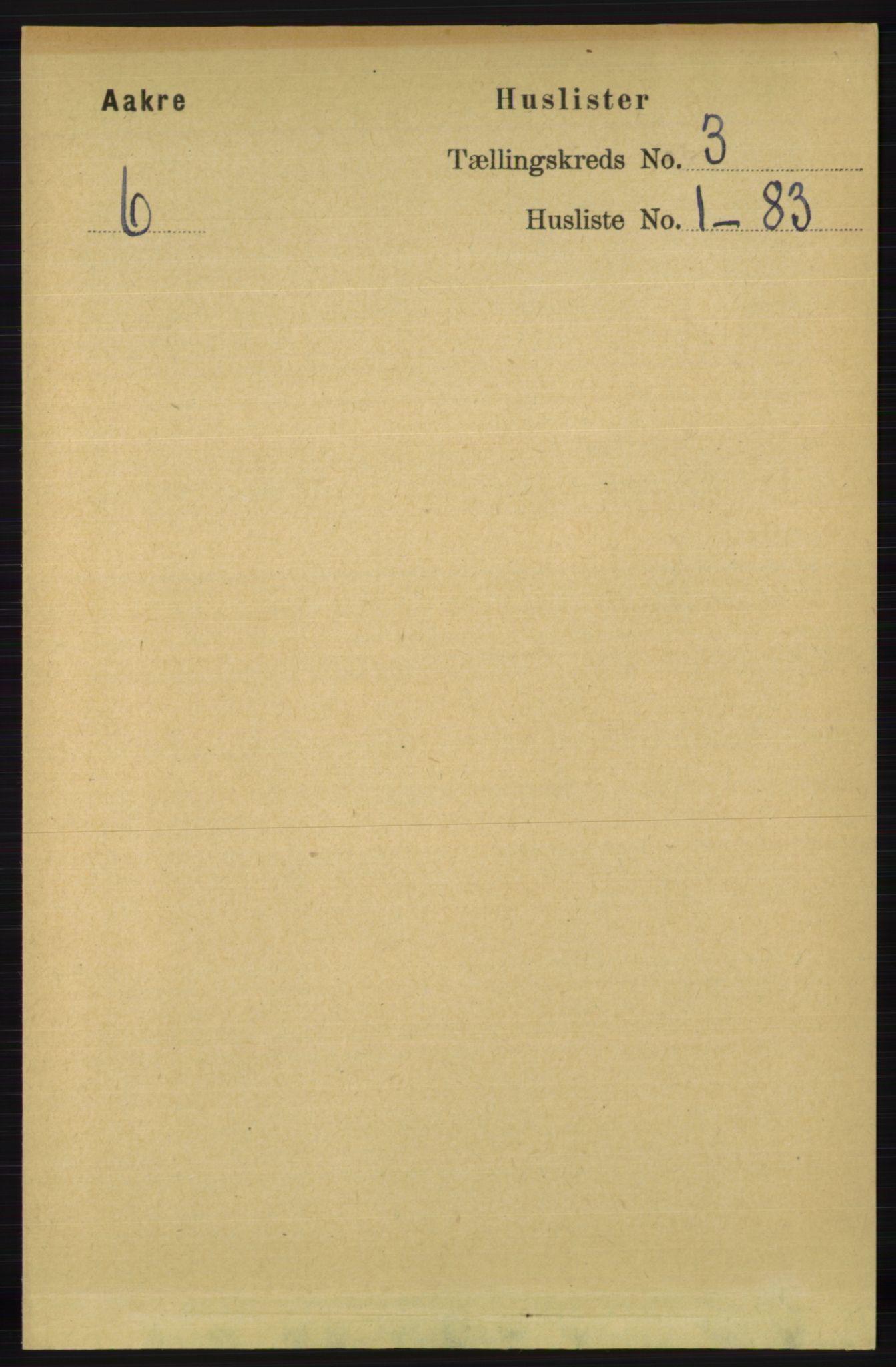 RA, Folketelling 1891 for 1150 Skudenes herred, 1891, s. 3910