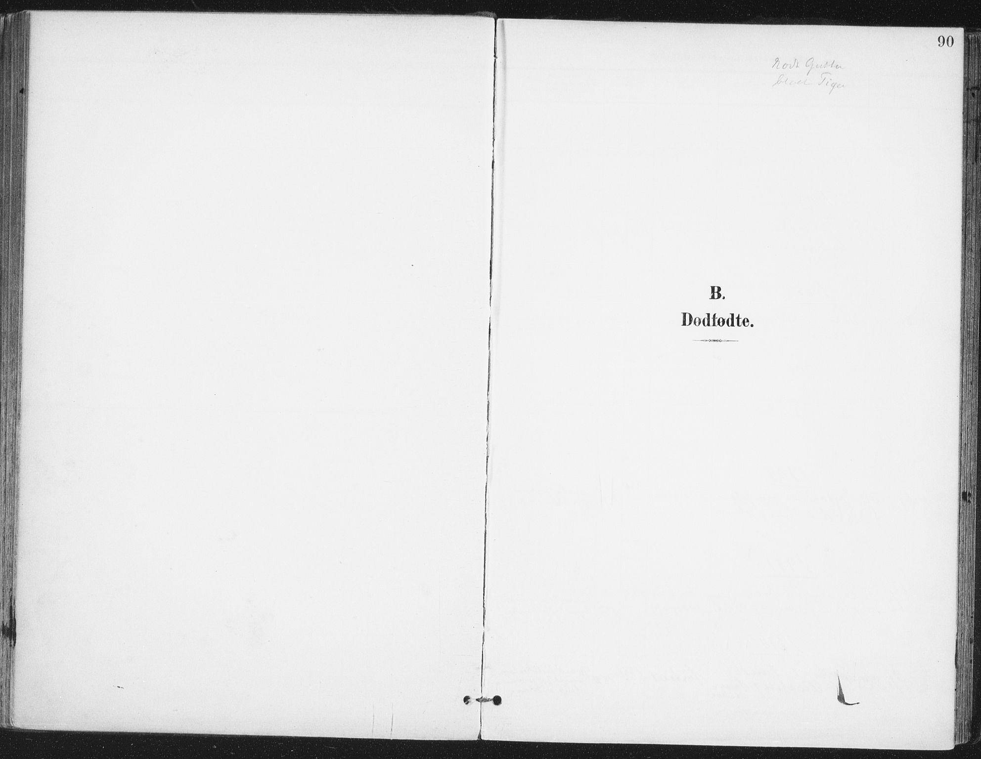 SAO, Ås prestekontor Kirkebøker, F/Fa/L0010: Ministerialbok nr. I 10, 1900-1918, s. 90