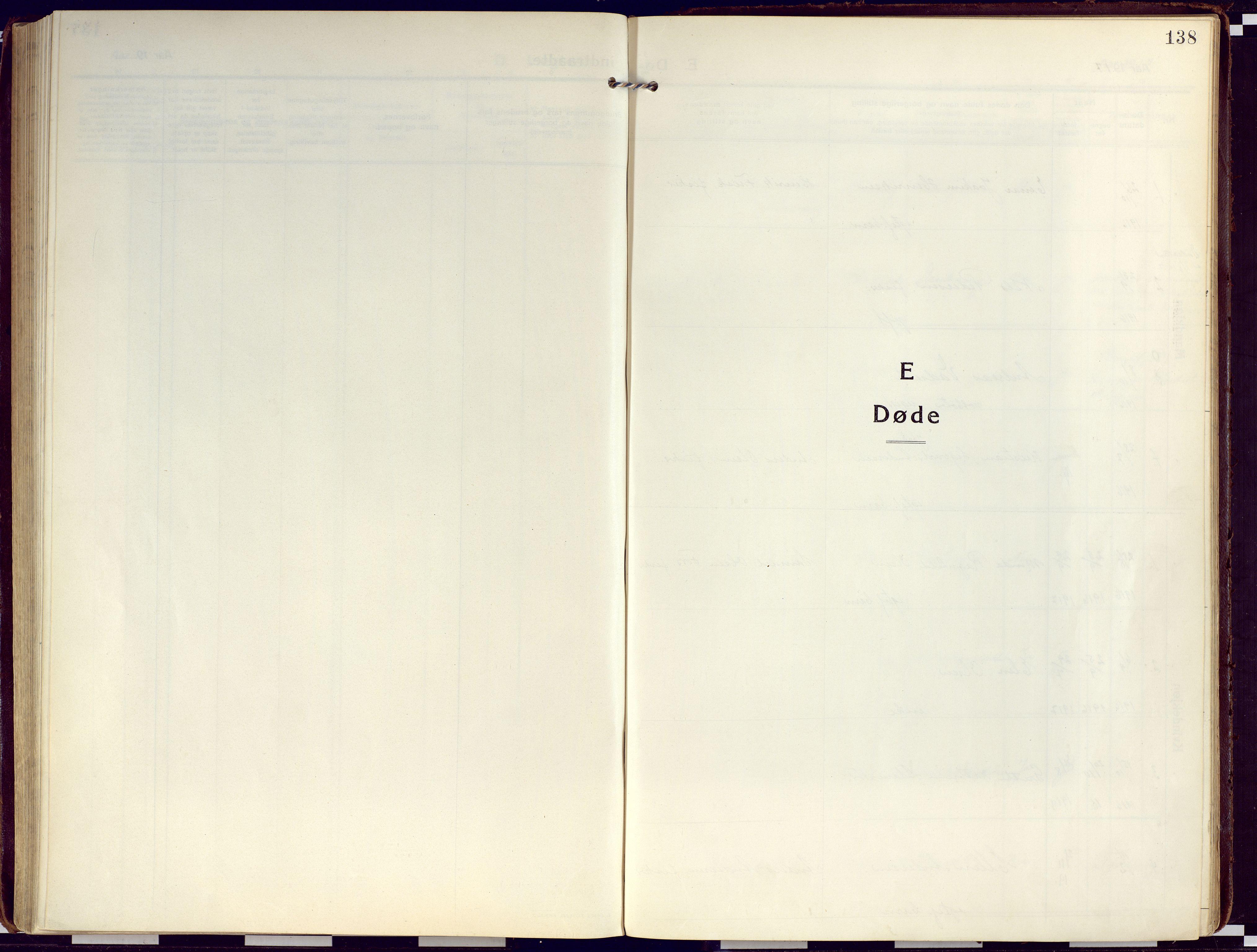 SATØ, Loppa sokneprestkontor, H/Ha/L0012kirke: Ministerialbok nr. 12, 1917-1932, s. 138