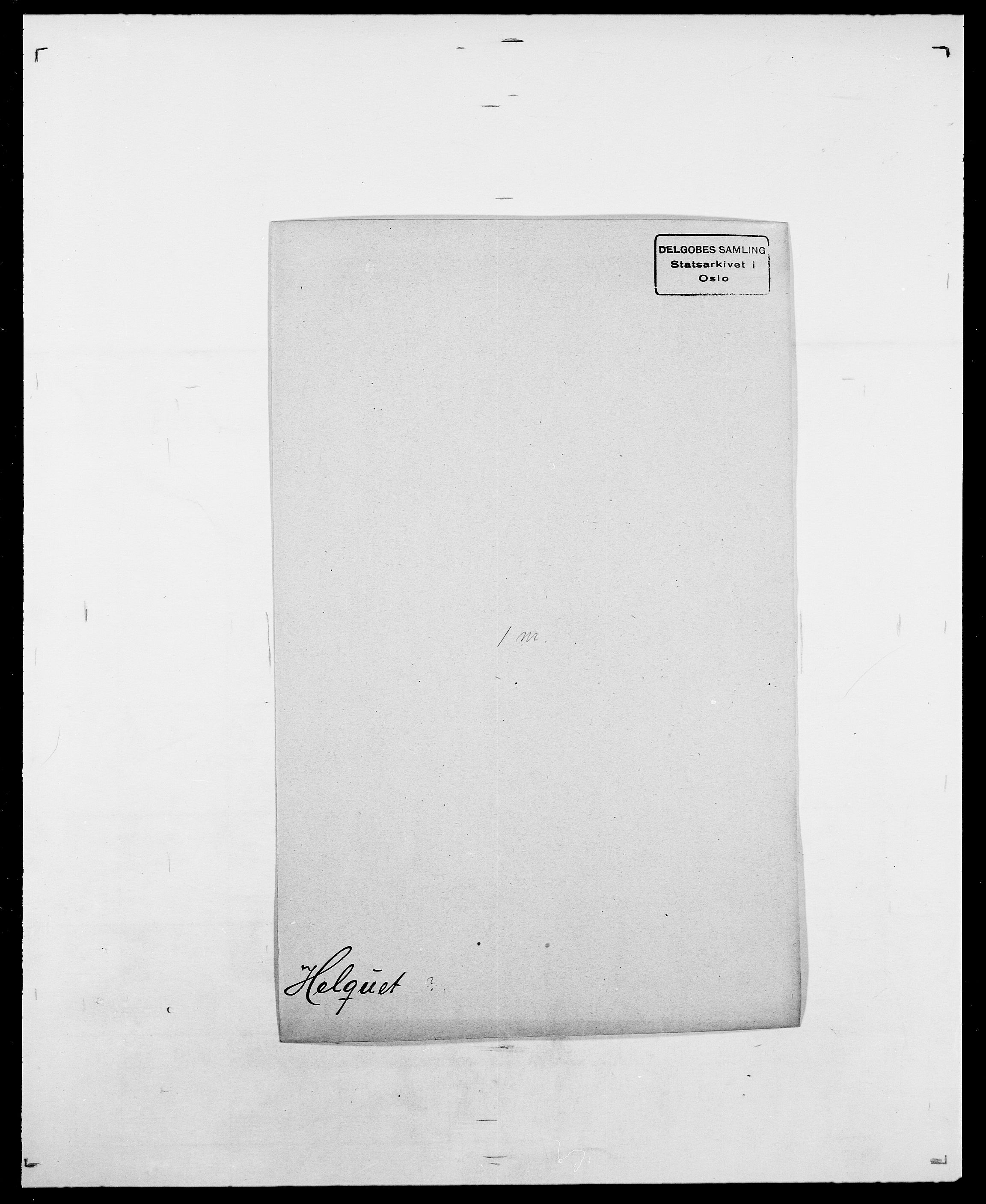 SAO, Delgobe, Charles Antoine - samling, D/Da/L0017: Helander - Hjørne, s. 105