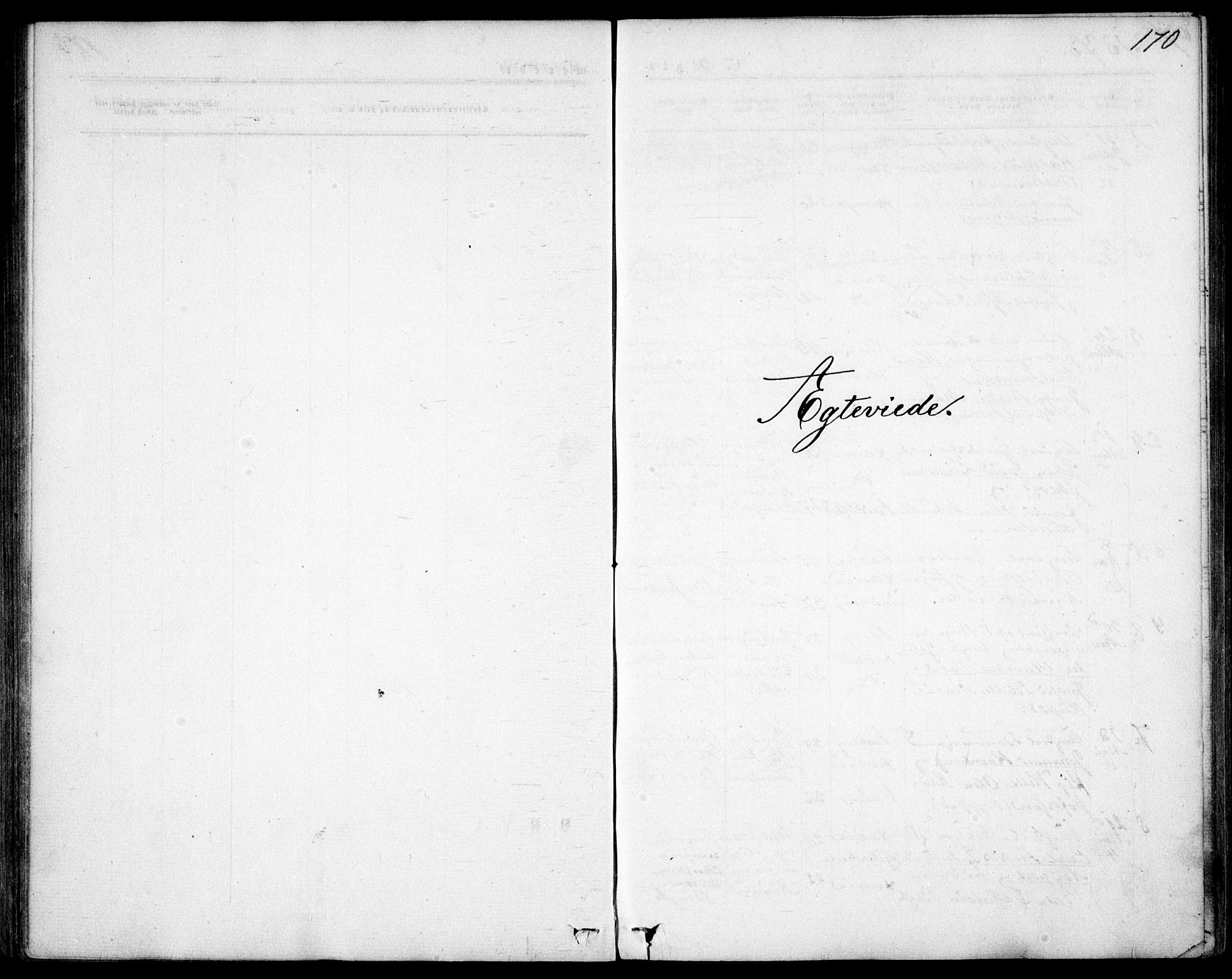 SAO, Garnisonsmenigheten Kirkebøker, F/Fa/L0011: Ministerialbok nr. 11, 1870-1880, s. 170